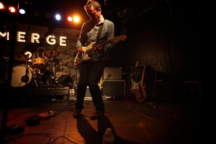 David Kilgour & the Heavy Eights