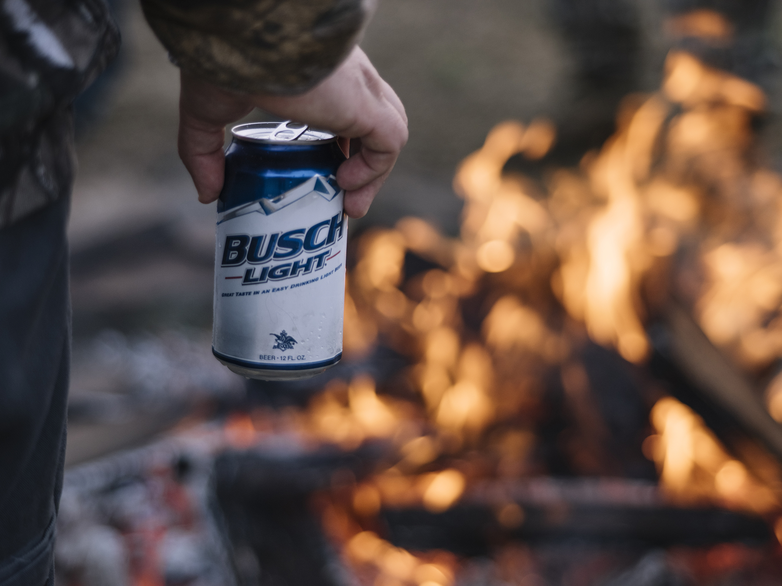 Busch Beer Hunting