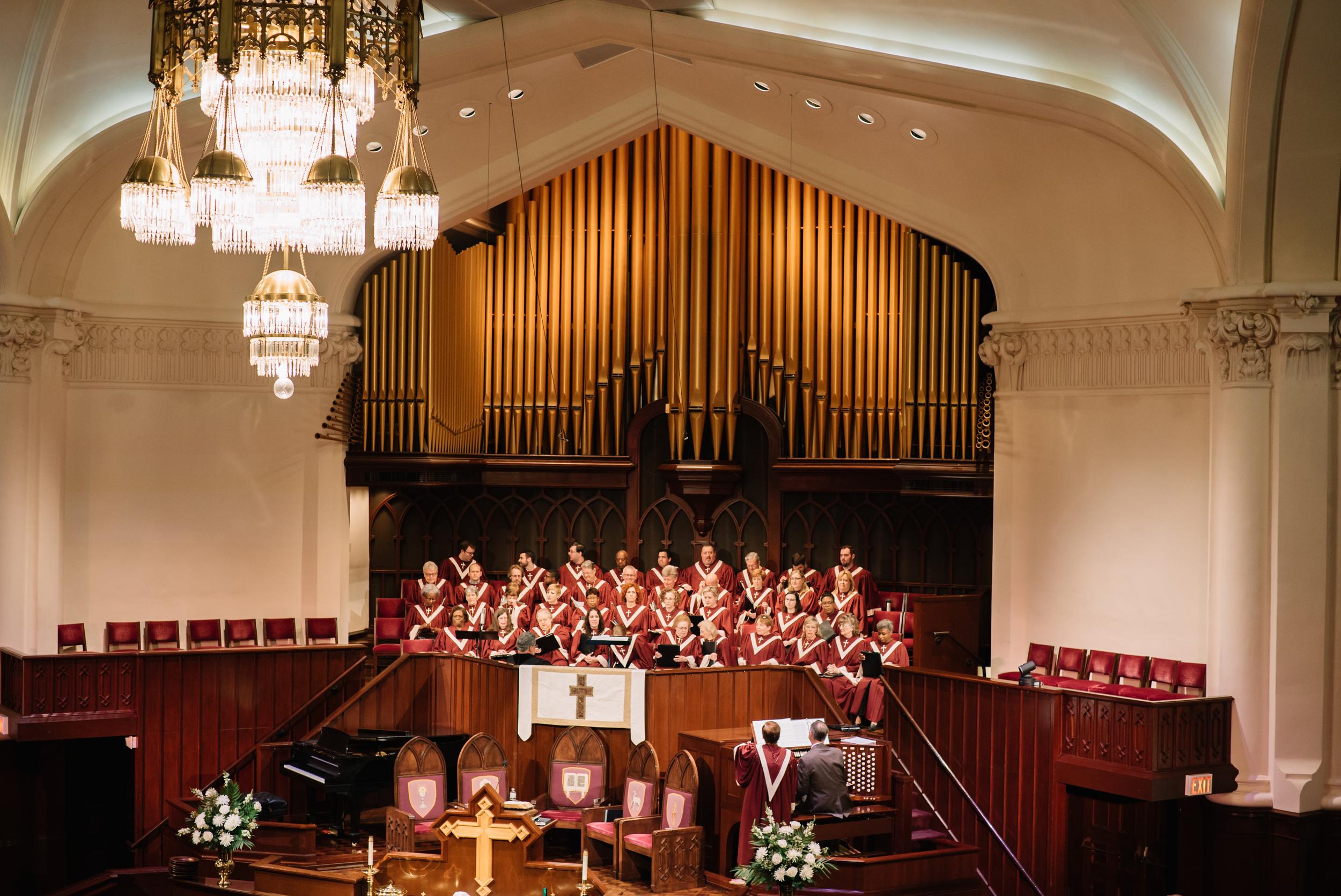First Church, Houston, TX