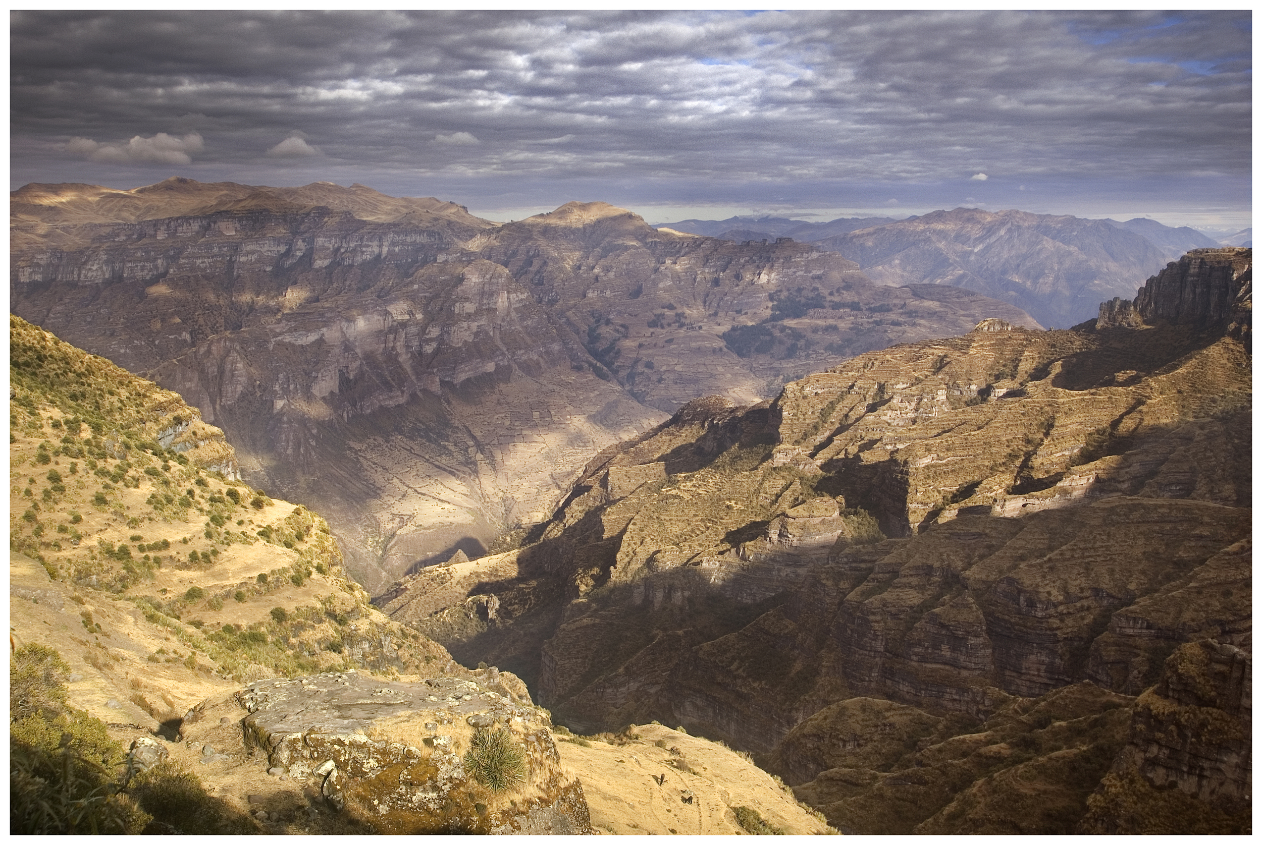 The Grand Canyon of Peru