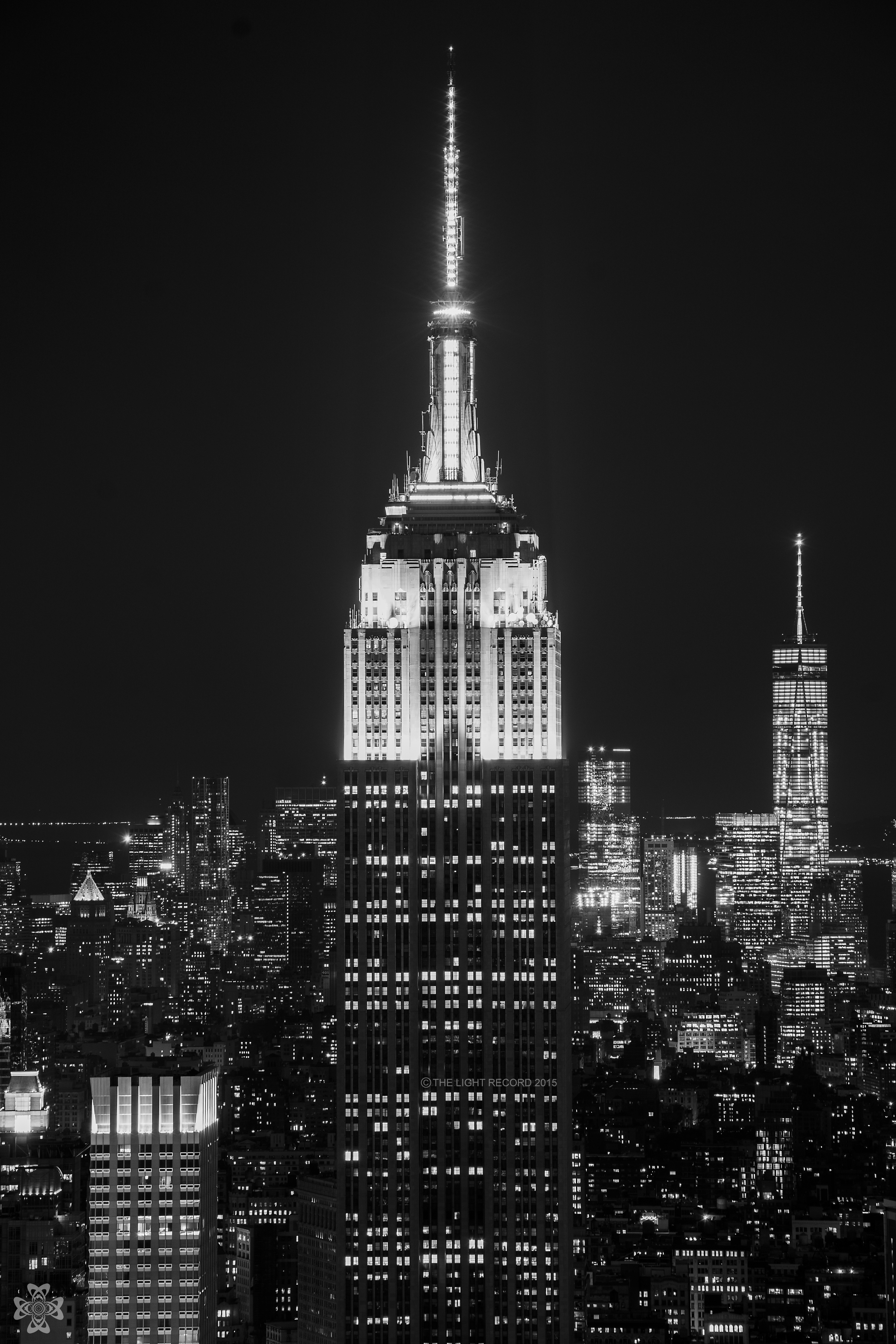 Since 1931, The Empire State Building has been a NYC mainstay. It was the World's Tallest Building for nearly 40 years, until the North Tower of the World Trade Center was completed in 1970.   Photo from Top of the Rock 2015