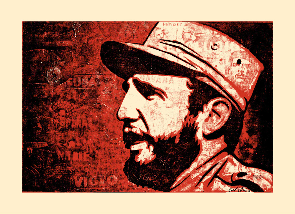 Fidel Red
