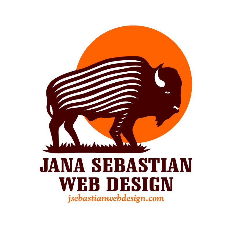 Jana Sebastian Web Design