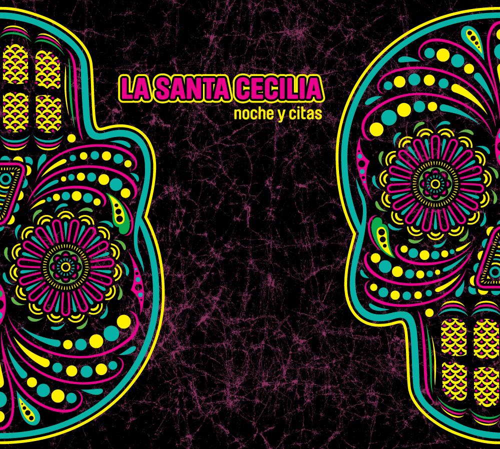 La Santa Cecilia - Noches Y Citas