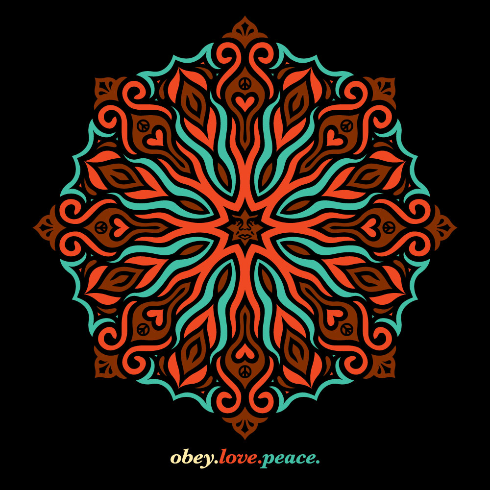 Obey Peace & Love