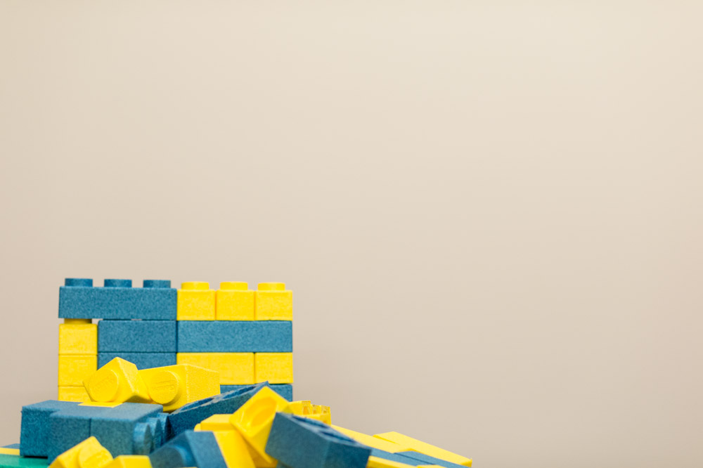 Lego Serious Play - 5-10 year olds9:45-11:15 / Once a month, Select SaturdaysInstructor:  Alice Finch, Bippity Bricks
