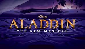 DISNEY'S ALADDIN - LOCATION:  PARAMOUNT THEATERDATE:  SATURDAY, OCT 21, 2017TIME:  8:00 (DOORS OPEN AT 7:00)UNFORTUNATELY ALL MATINEES ARE ALMOST SOLD OUT.