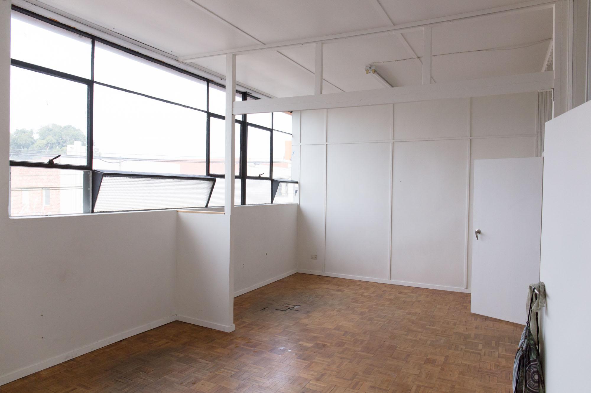 Empty View of studio
