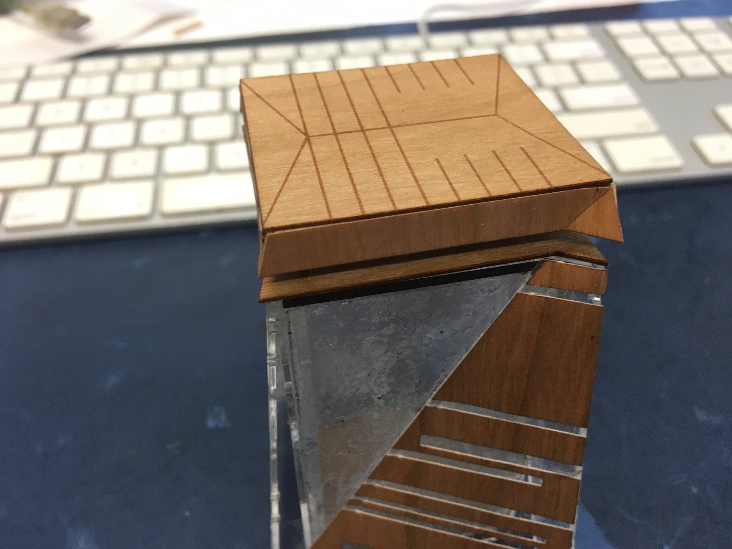 Tate Modern Model Development-2