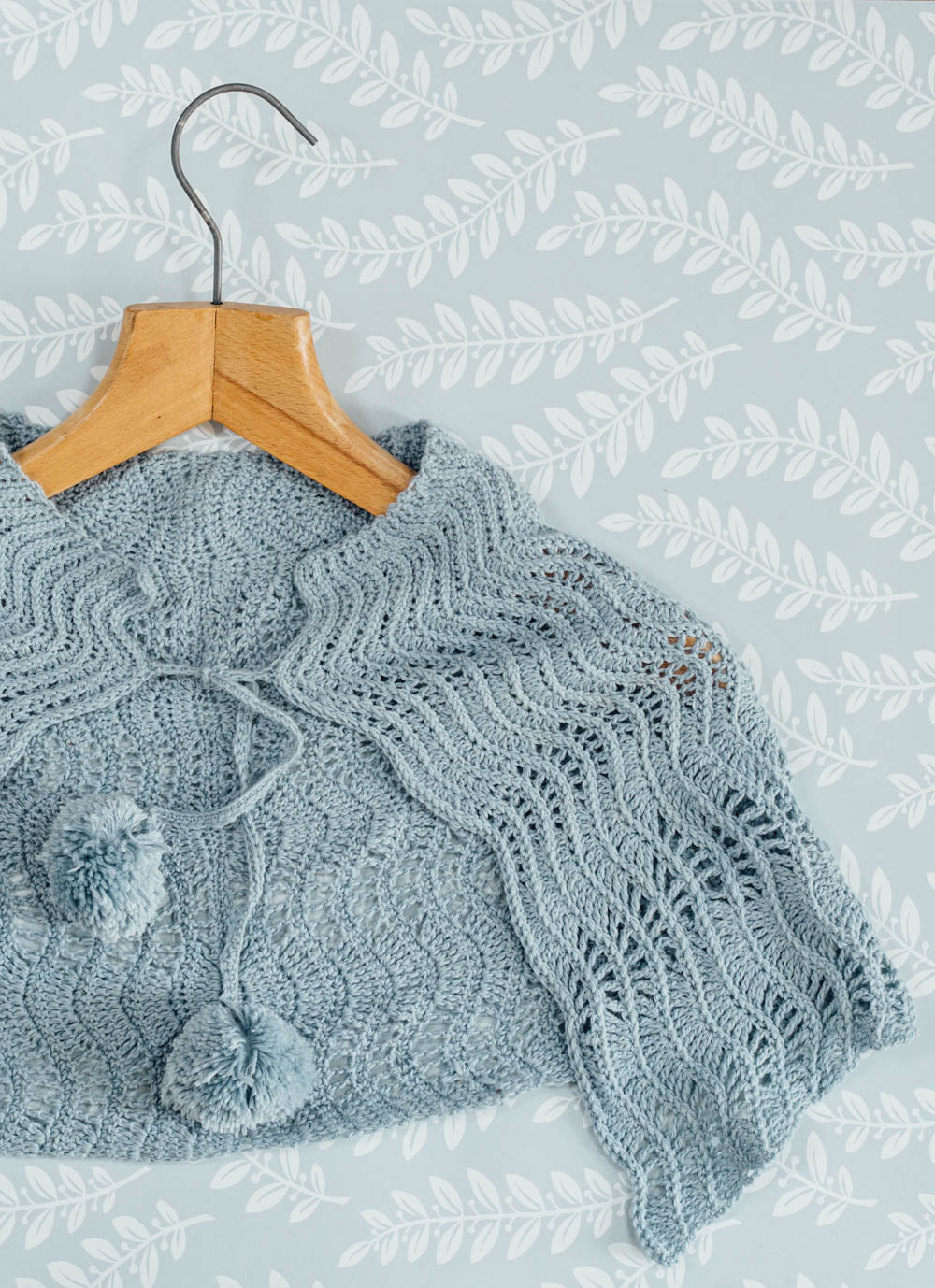 iced gem crochet pattern by Slugs on the Refrigerator