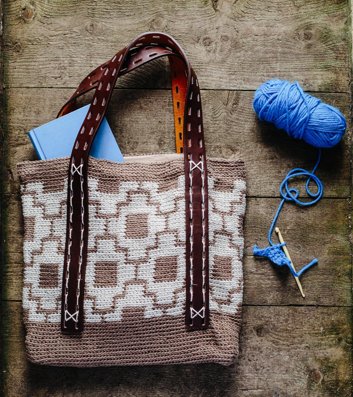 Geo Tiles Crochet Pattern