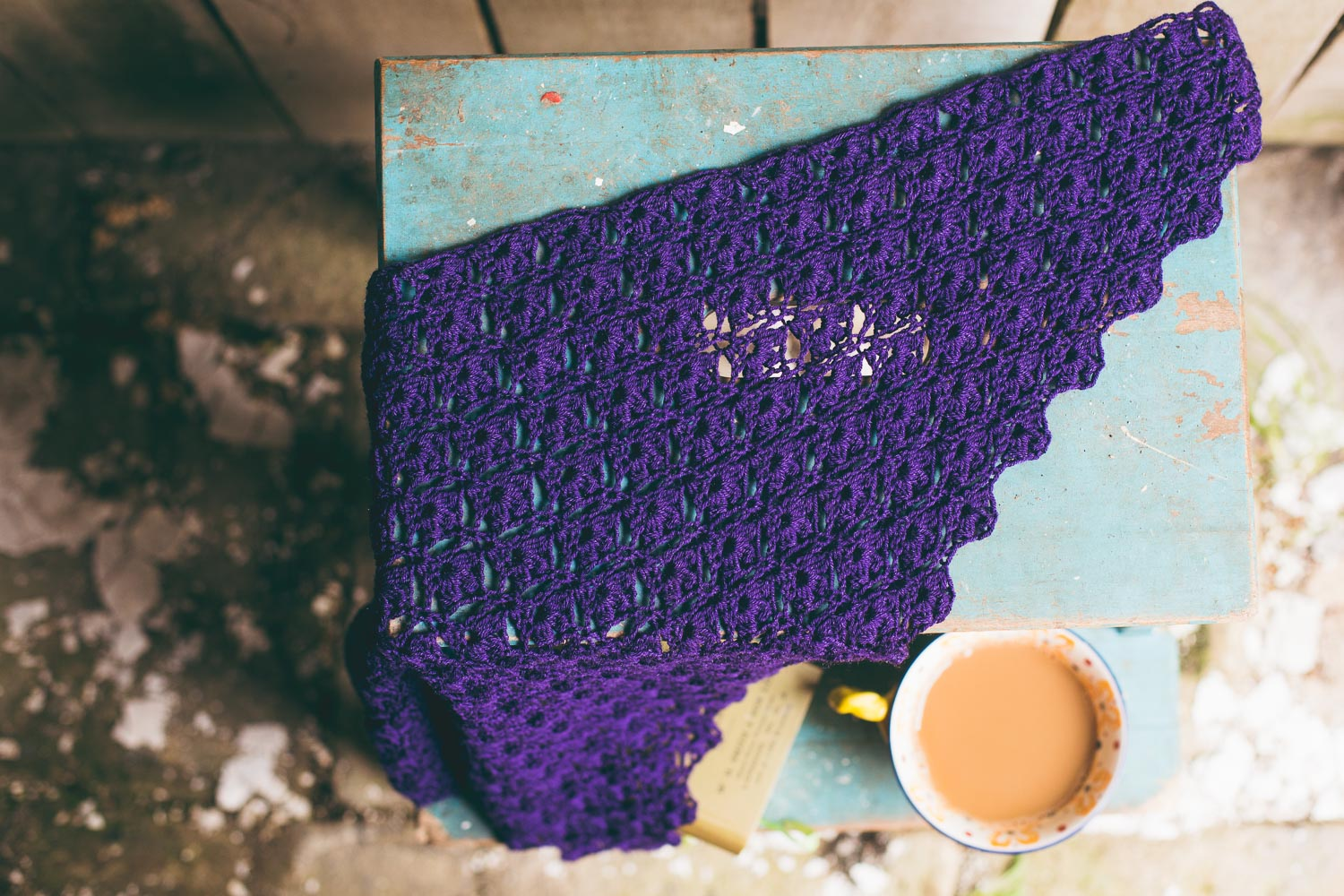 Acer by Joanne Scrace - Coming Soon to The Crochet Project