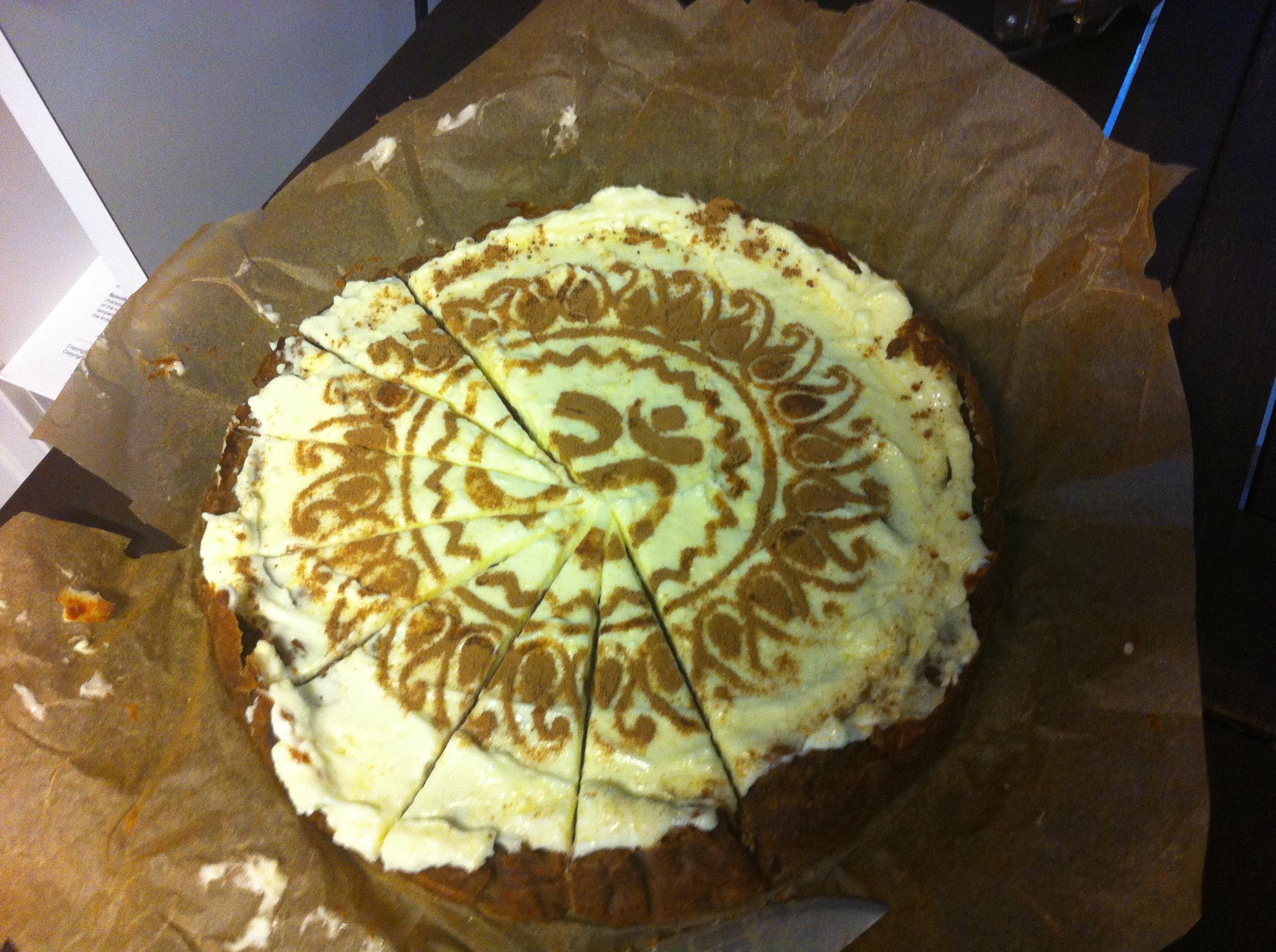 Om cake