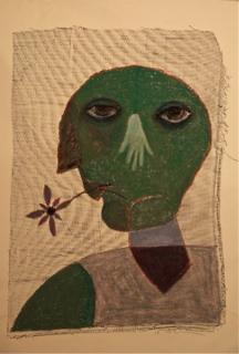 """Woman's Head (2)"""