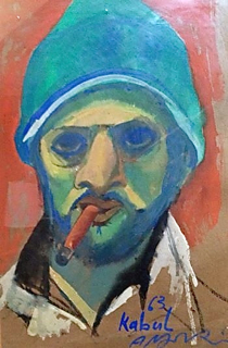 """Self Portrait (1)"""