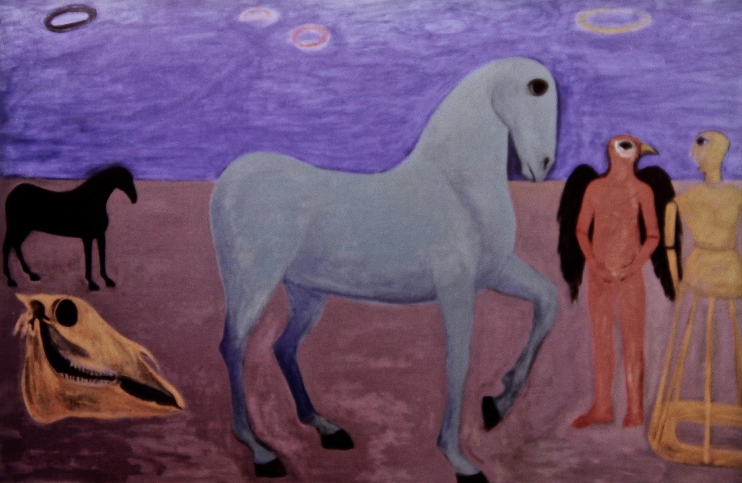 """The Green Horse I"""