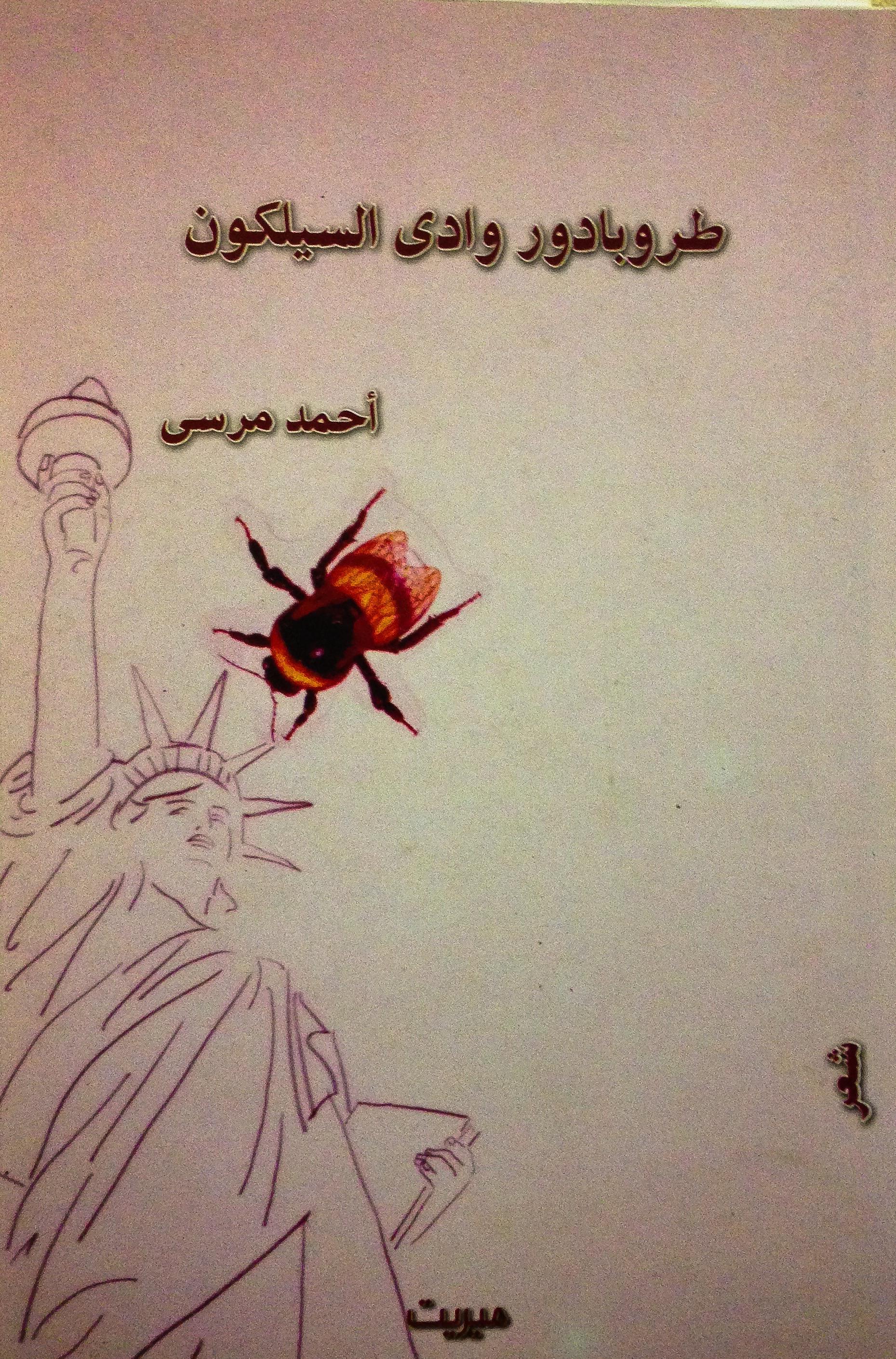 Cover by Ghada Amer