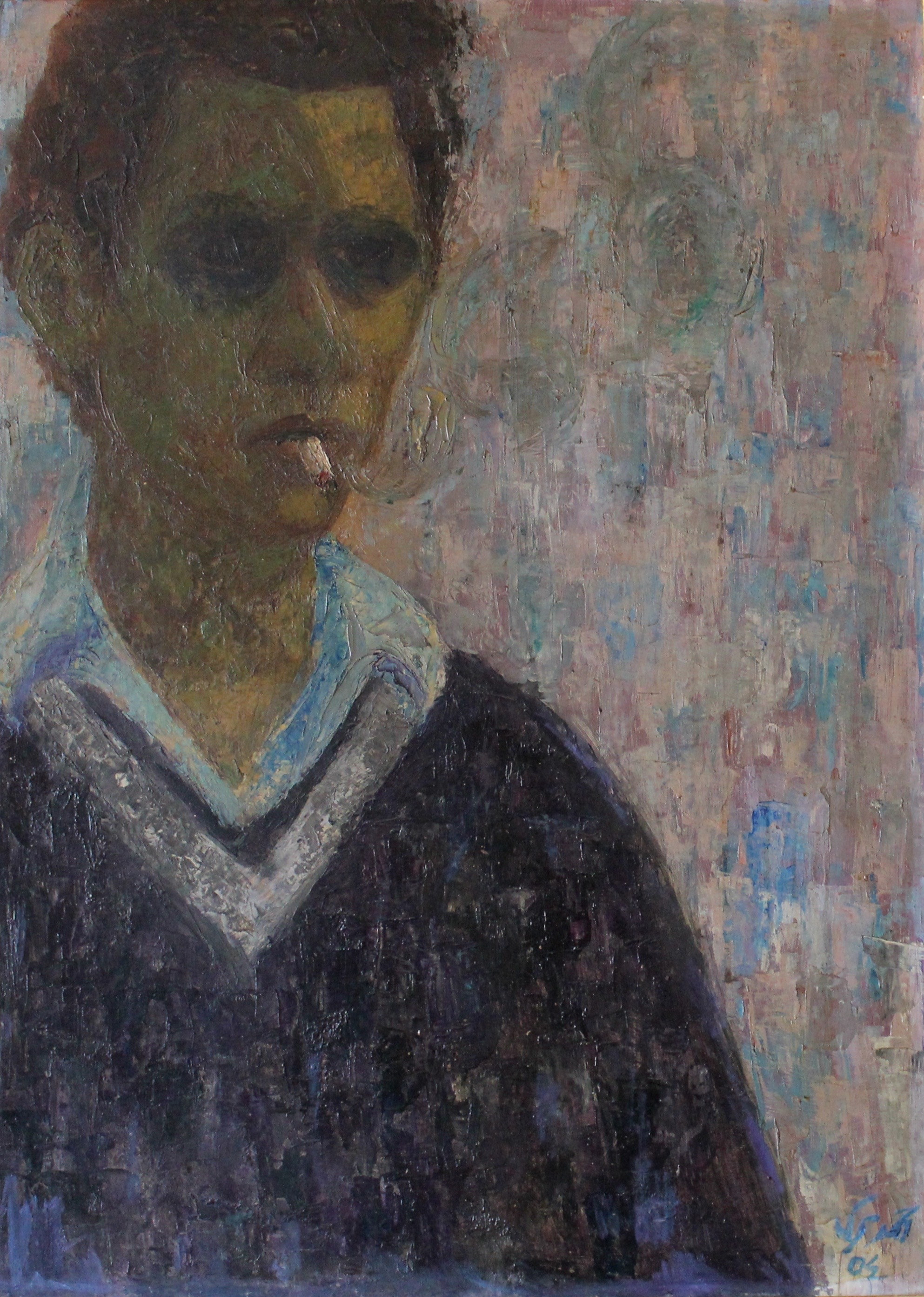 """Self Portrait - Alexandria"""