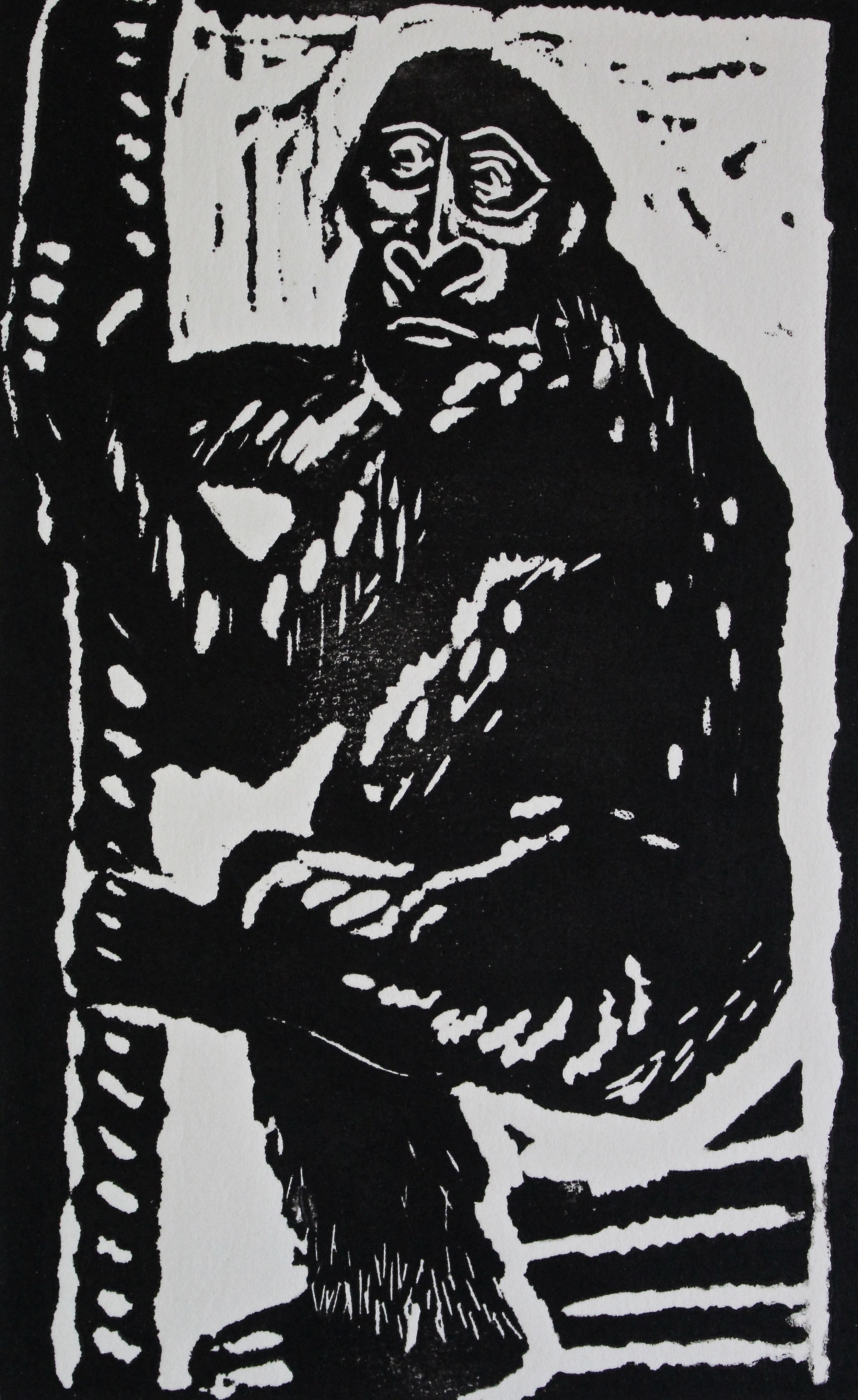 """Untitled"" (3/10) - ""Edwar El Kharrat Artist's Book Series"""