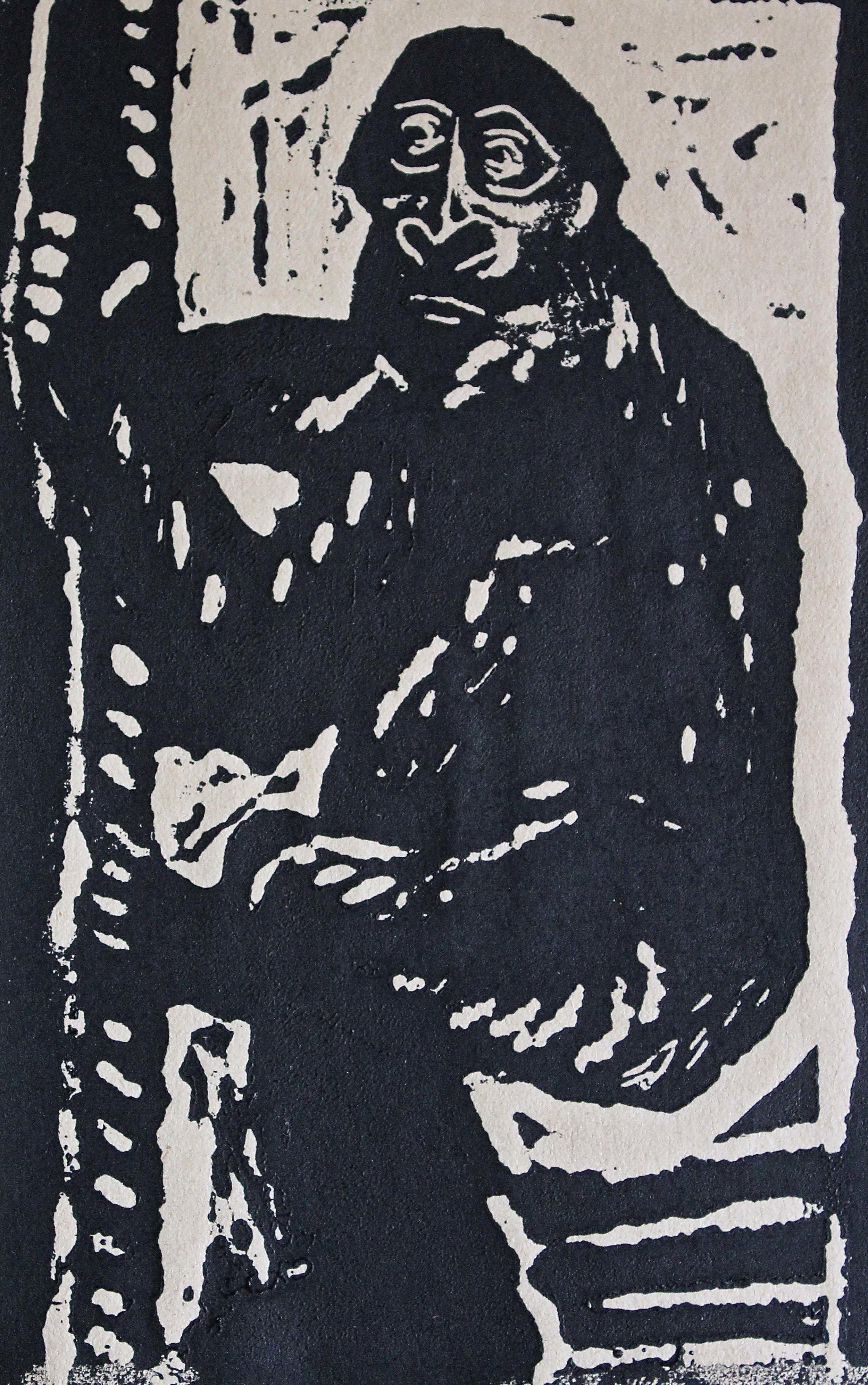 """Untitled"" (1/1) - ""Edwar El Kharrat Artist's Book Series"""