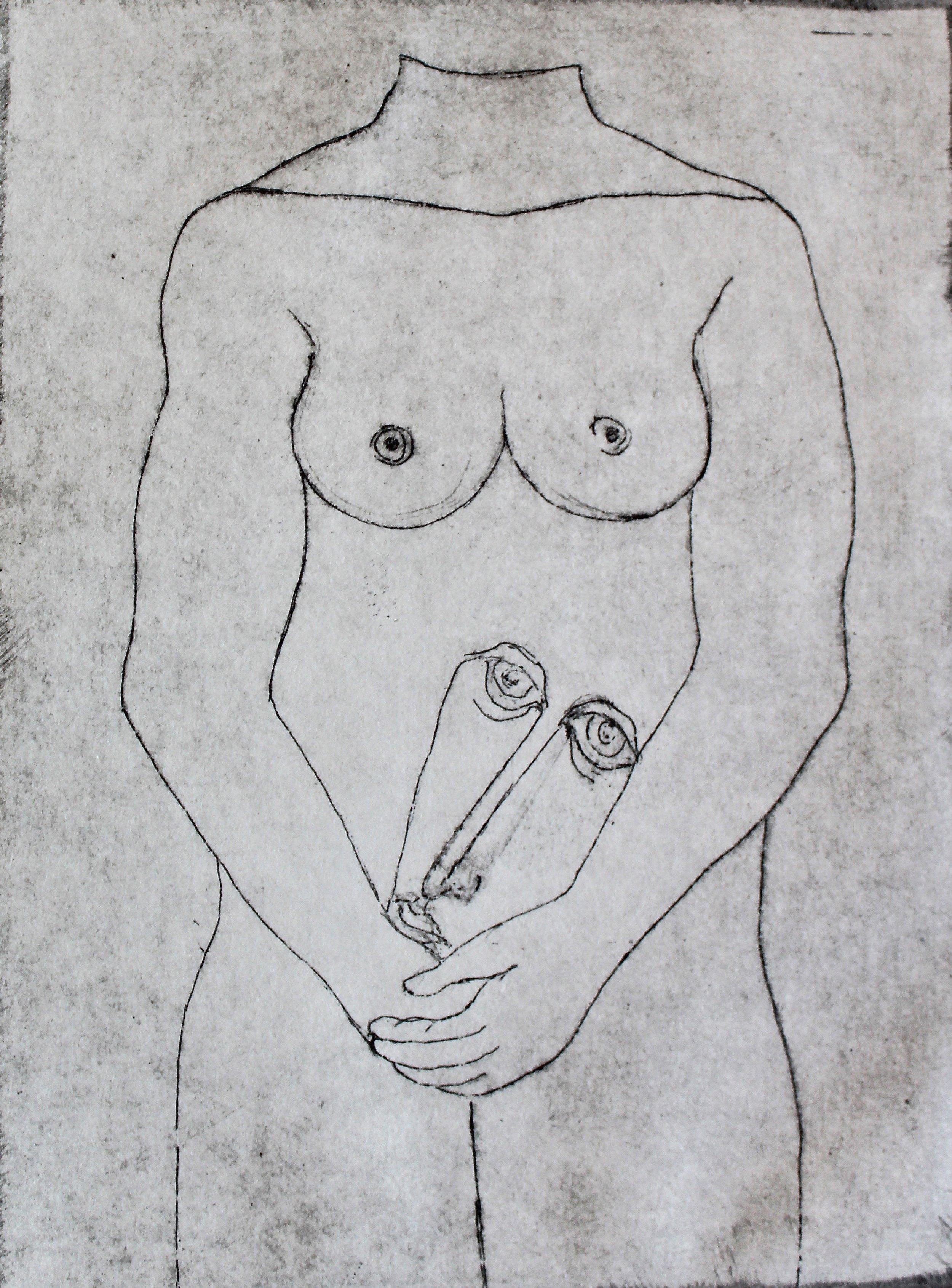 """""""Untitled"""" """"Nude Series"""""""