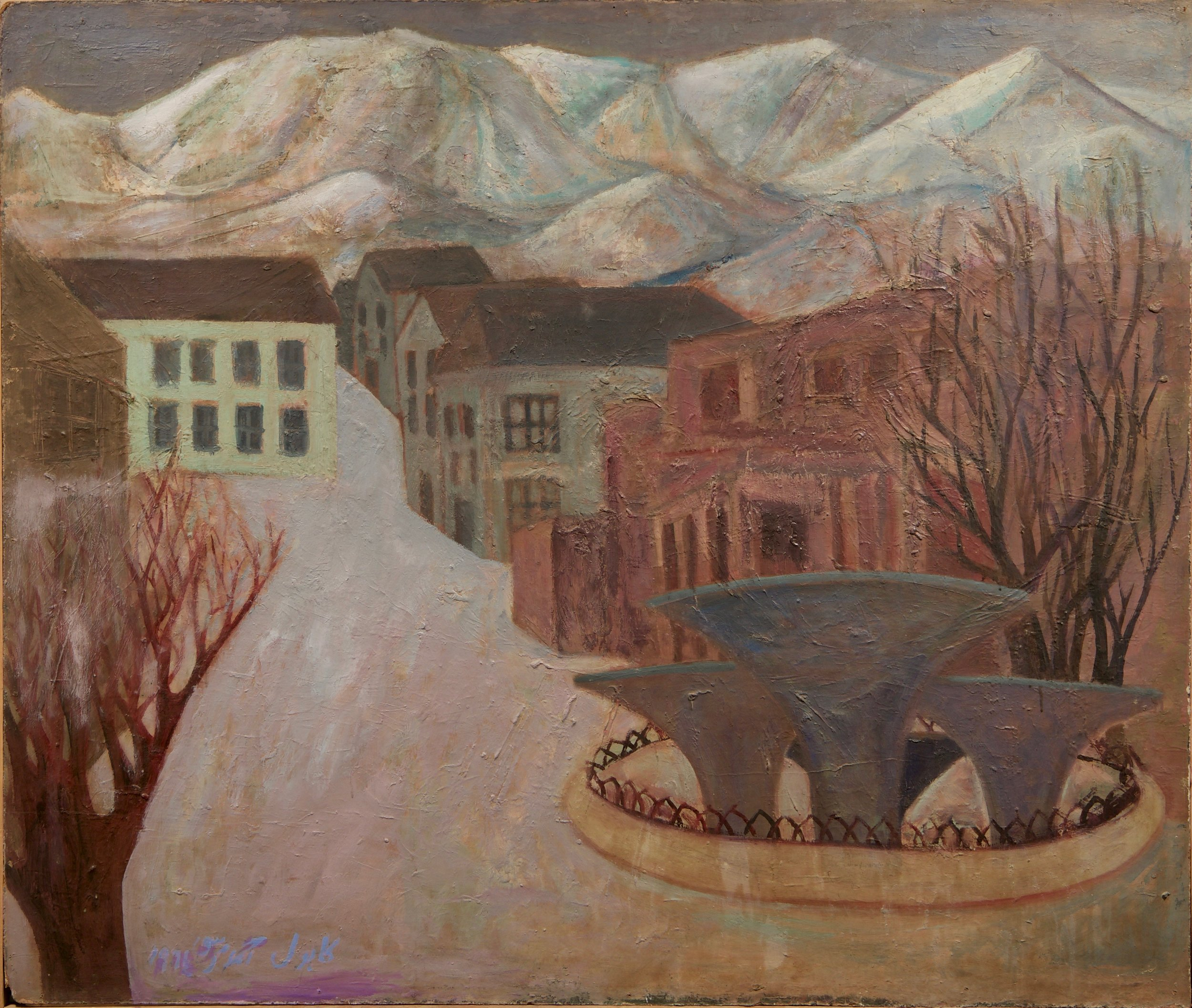 Ahmed-Morsi-Landscape-(Kabul-Winter)-1964.jpg