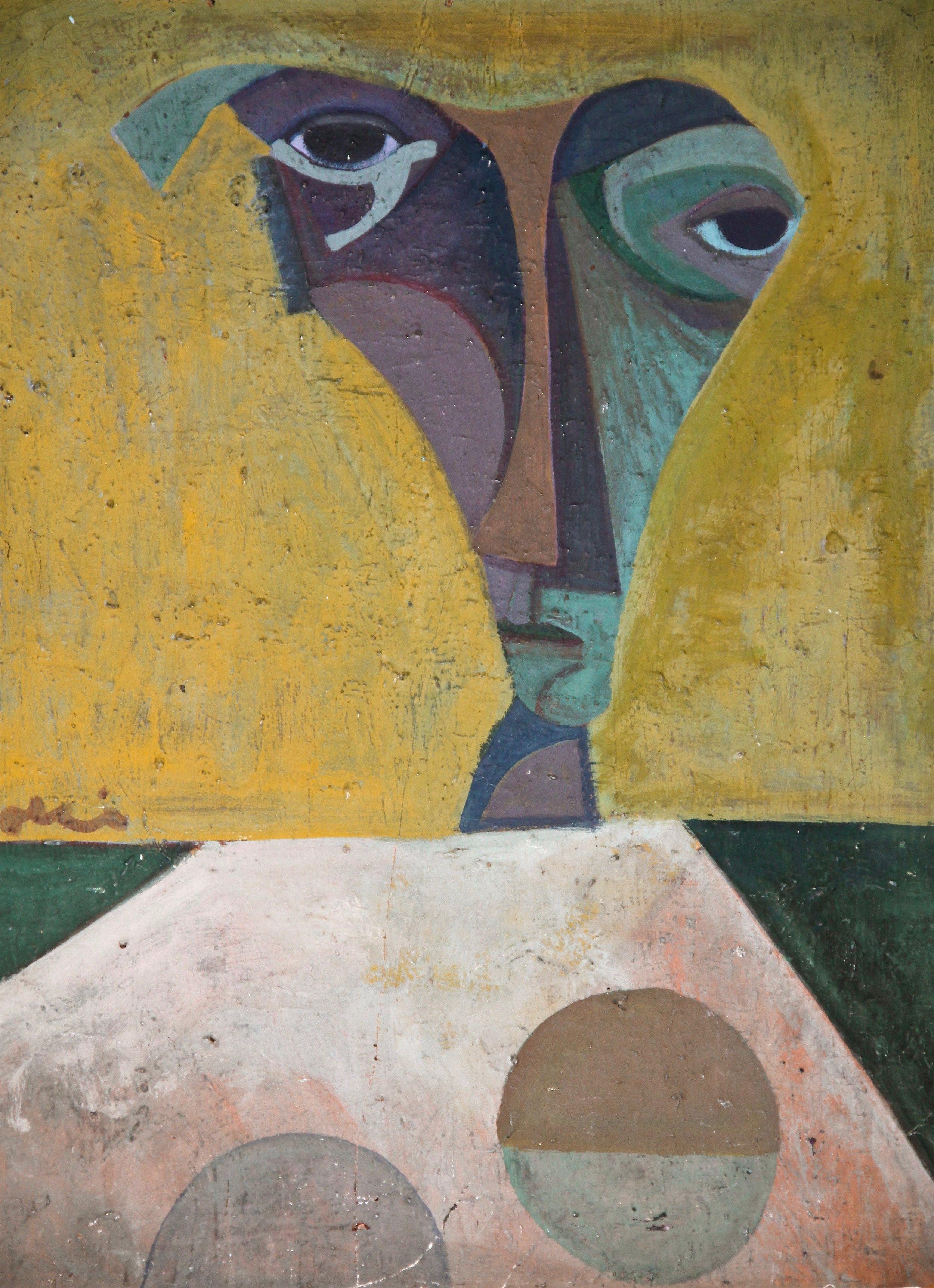Ahmed-Morsi-Head-of-Woman-1972.jpg