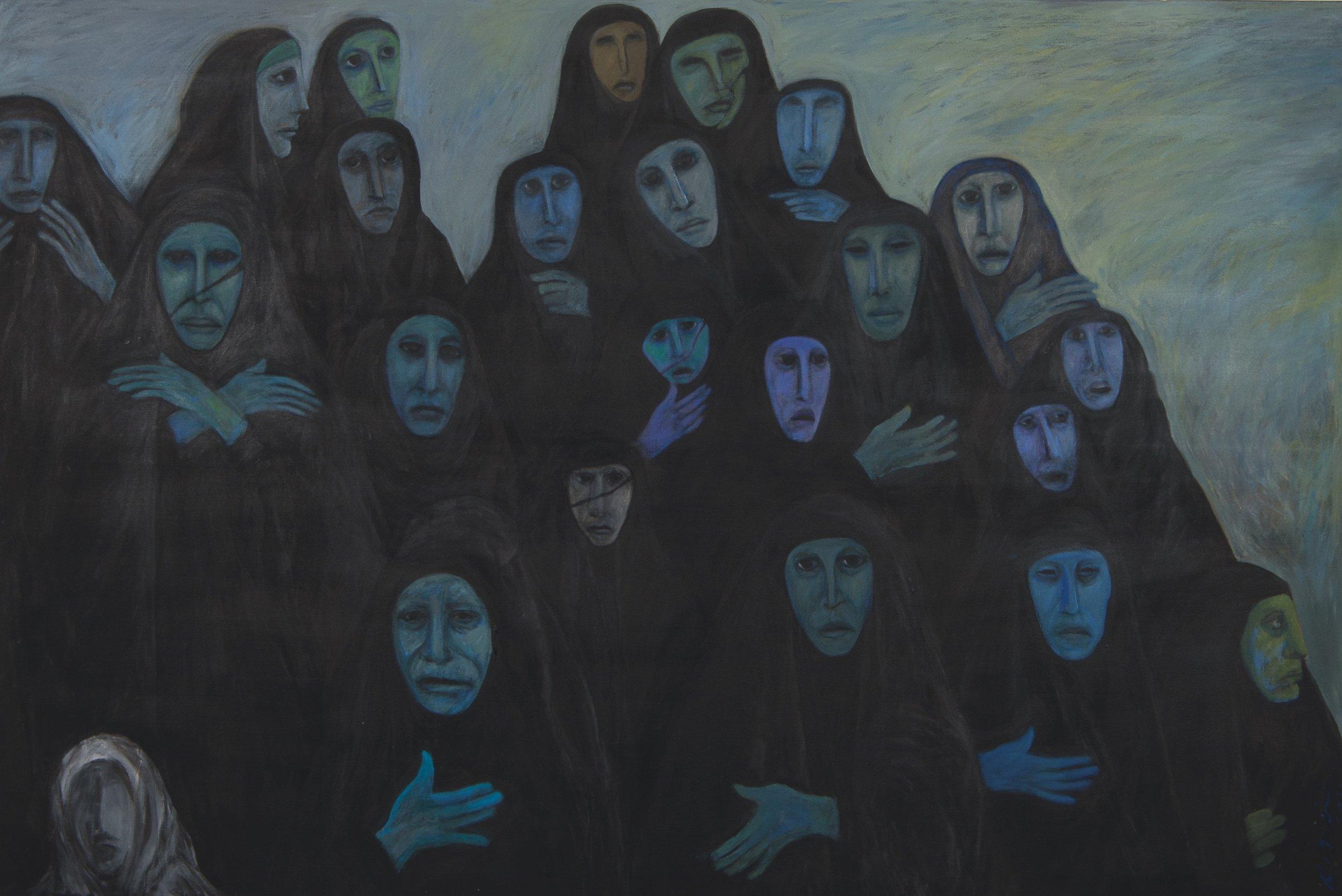 Iraq's Weeping Women II