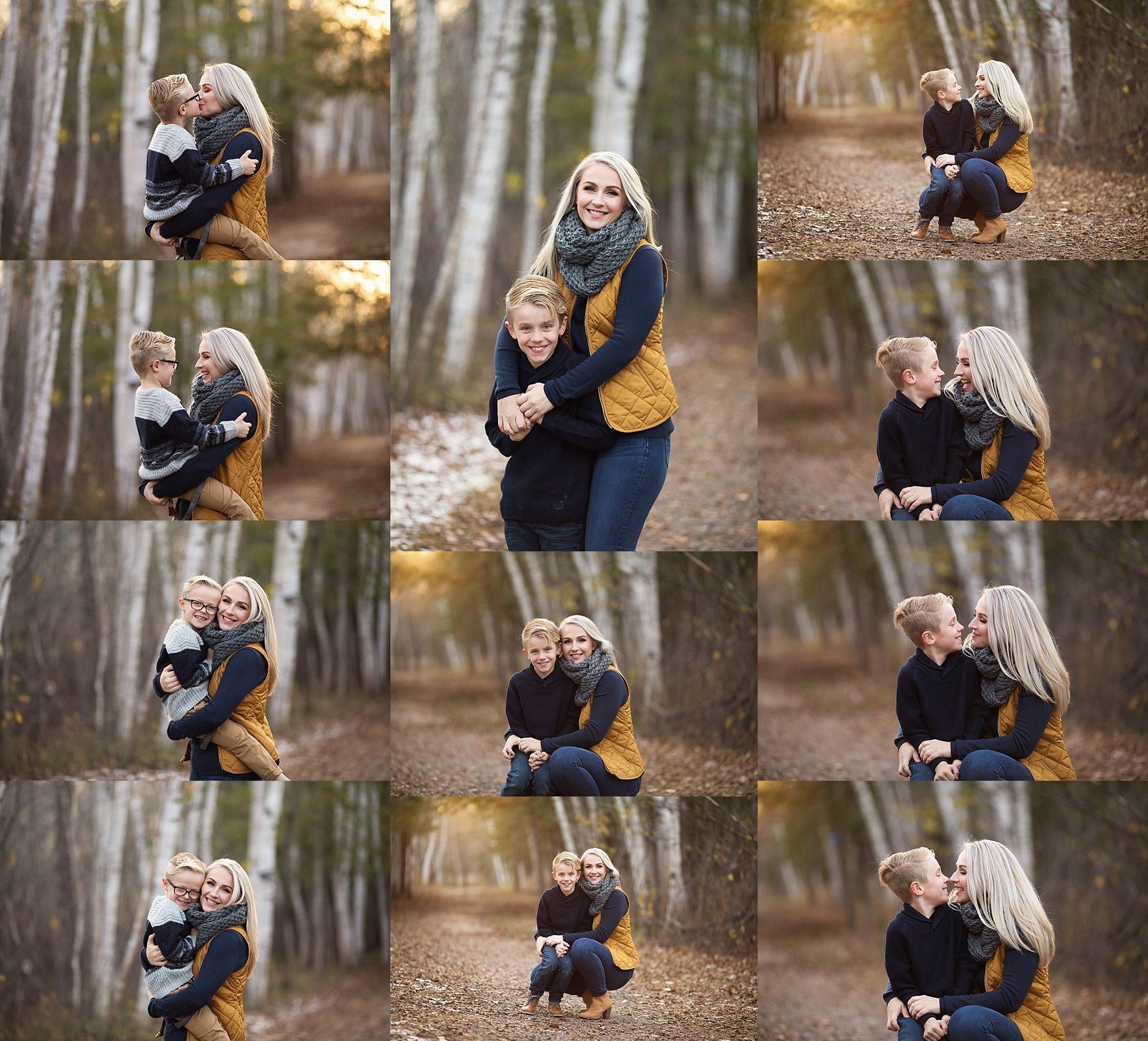 mom and me photos