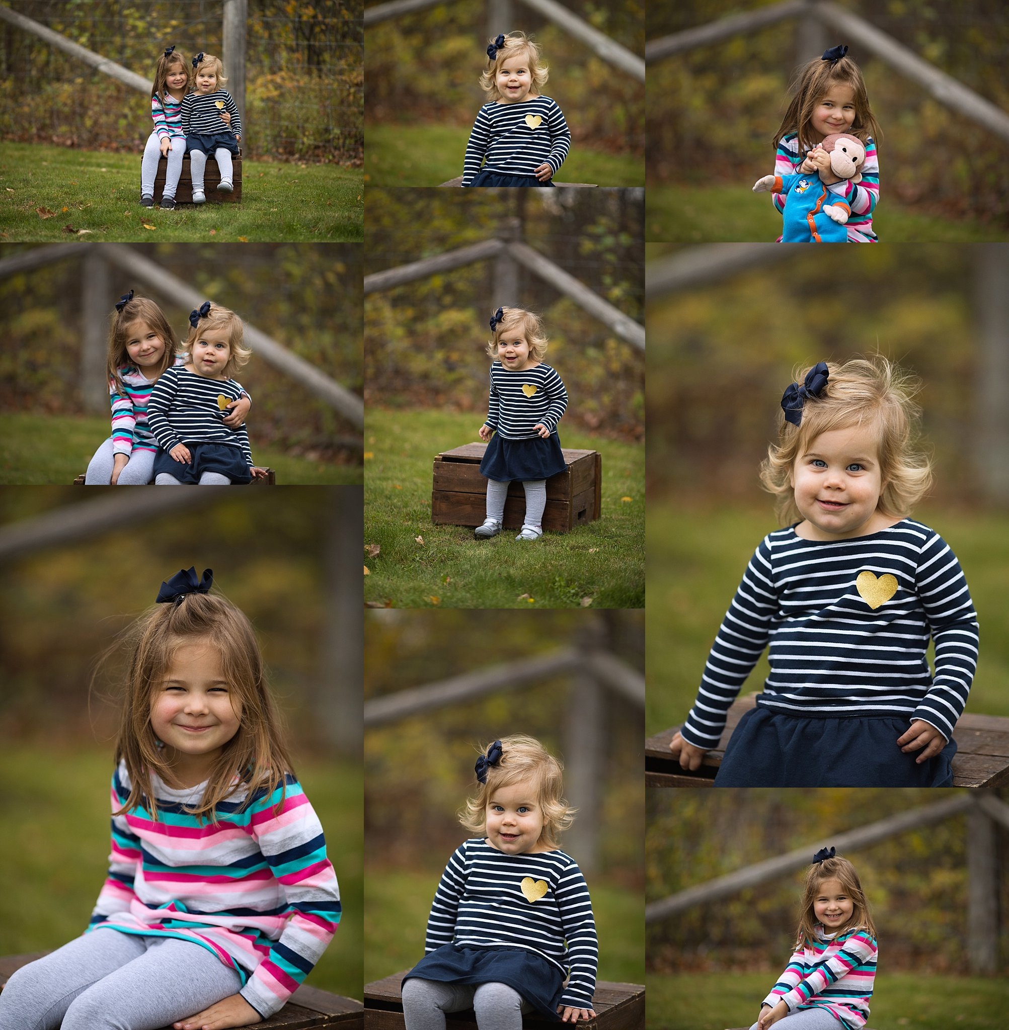 child portraits greely
