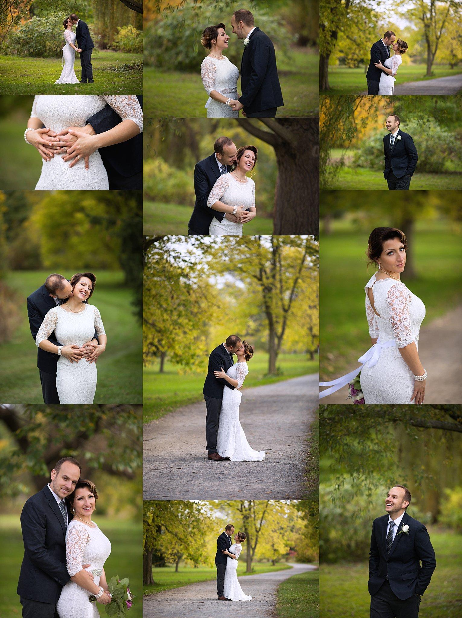 Casual Bridal Photography