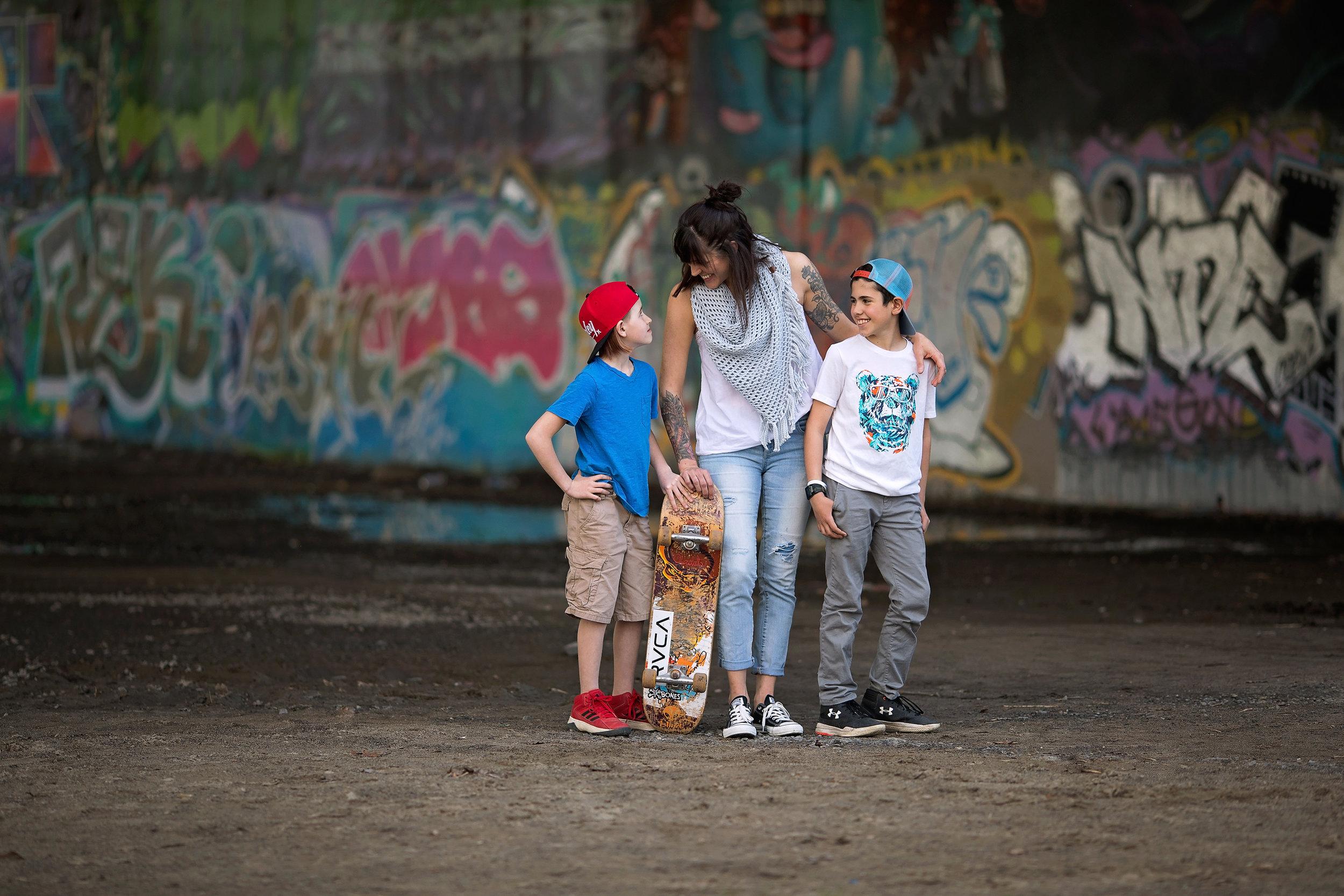 Ottawa Family Lifestyle Portraits