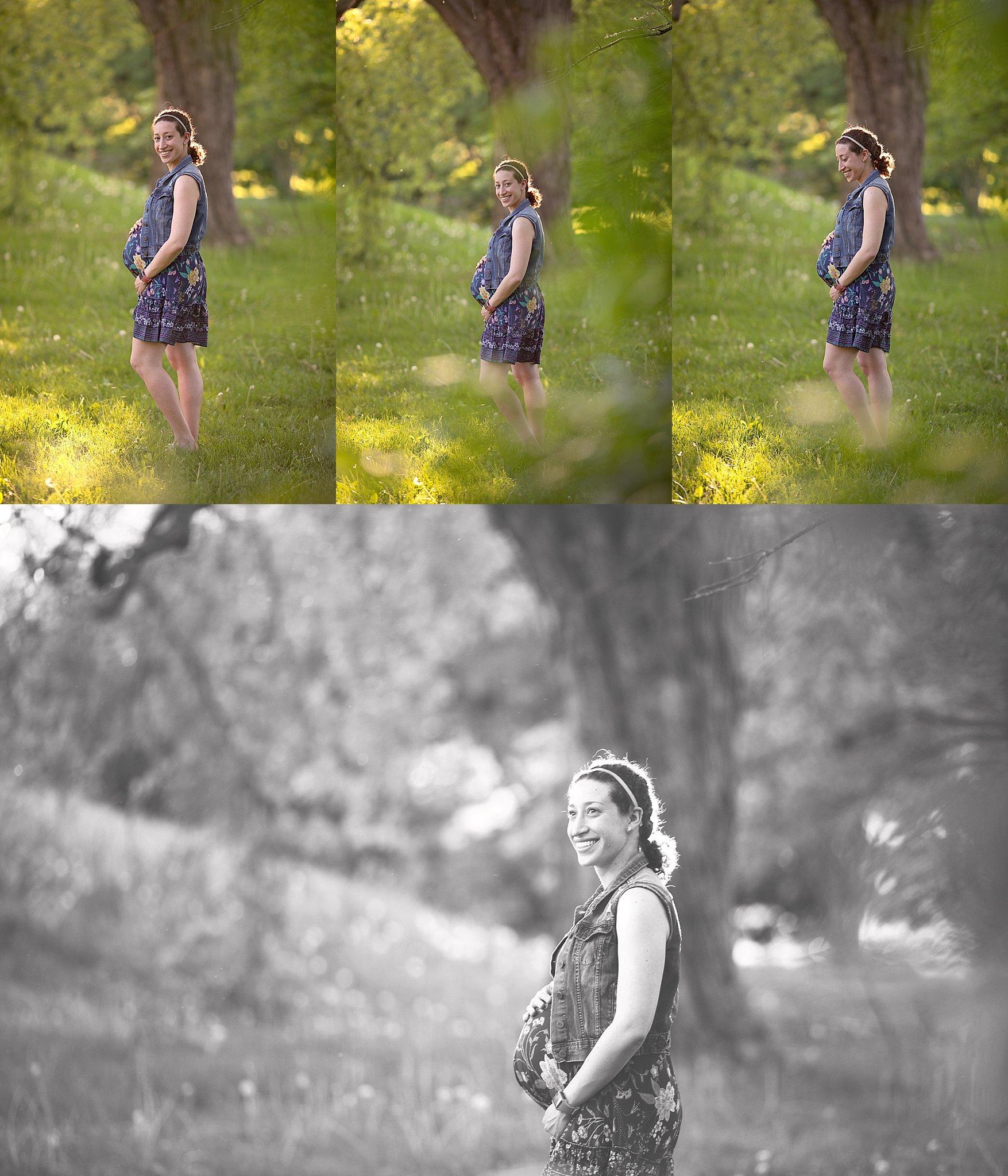 Outdoor Maternity Portraits, Ottawa ON