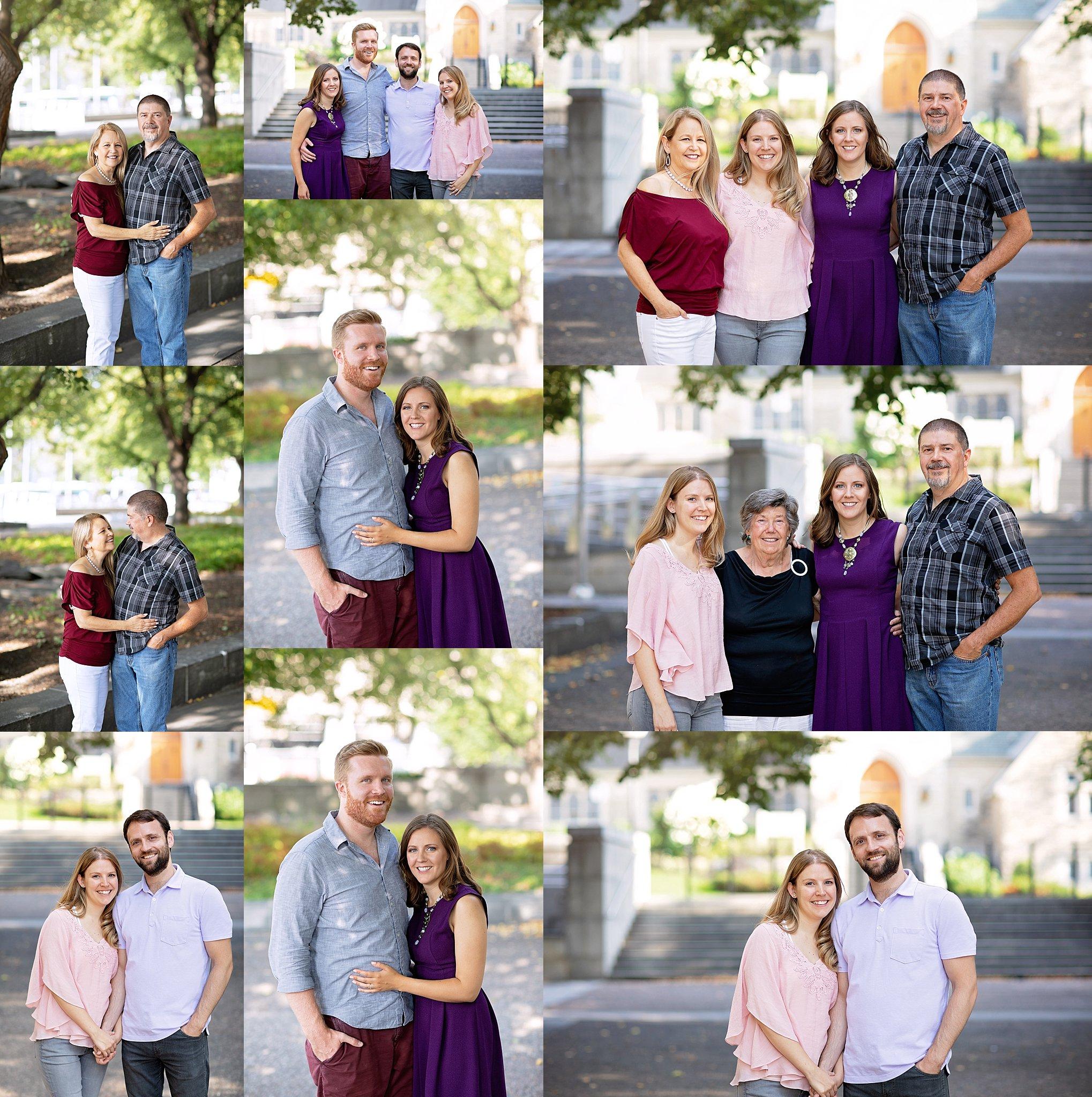 Extended Family Photographer Ottawa