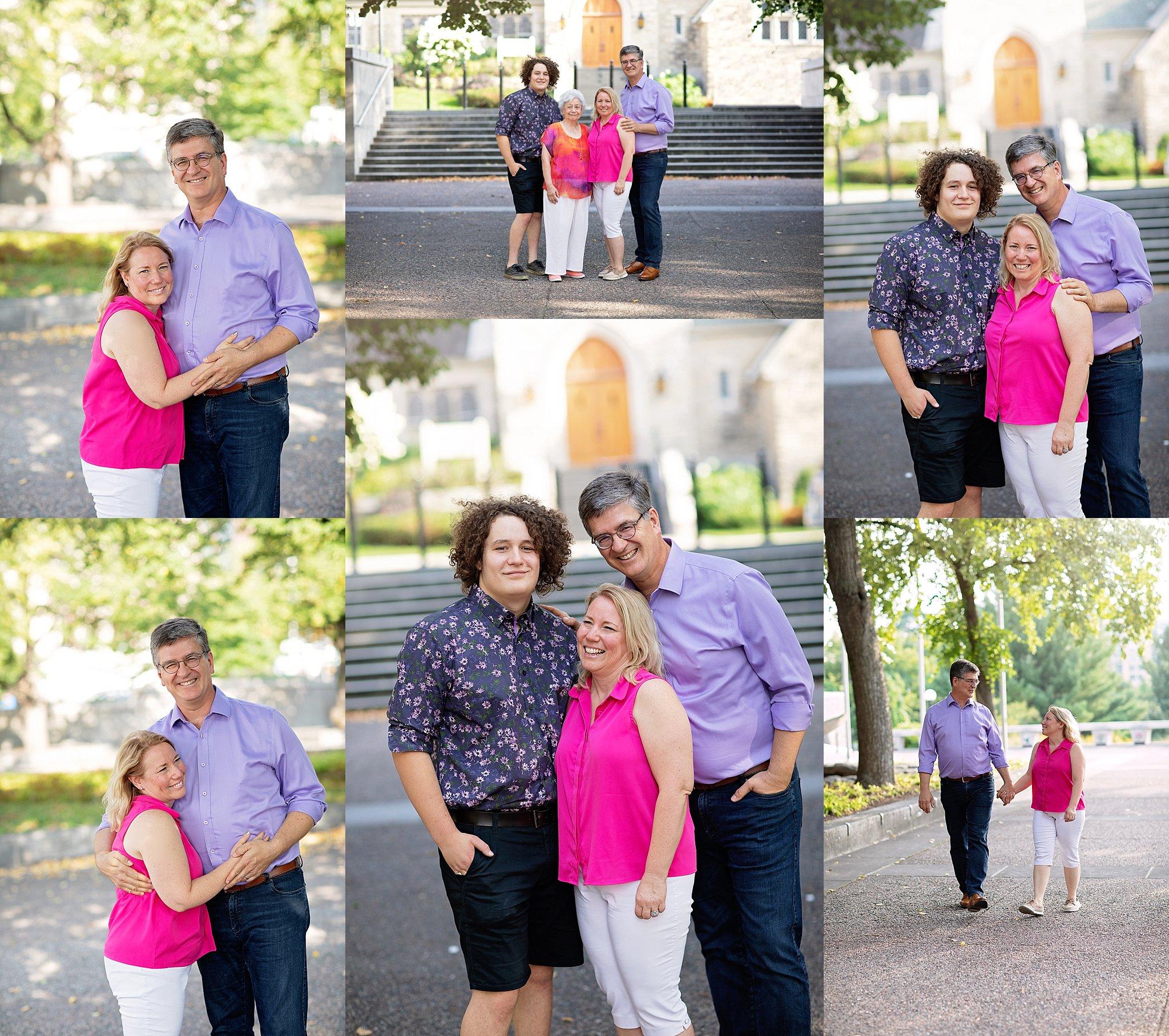 Ottawa Extended Family Photographer