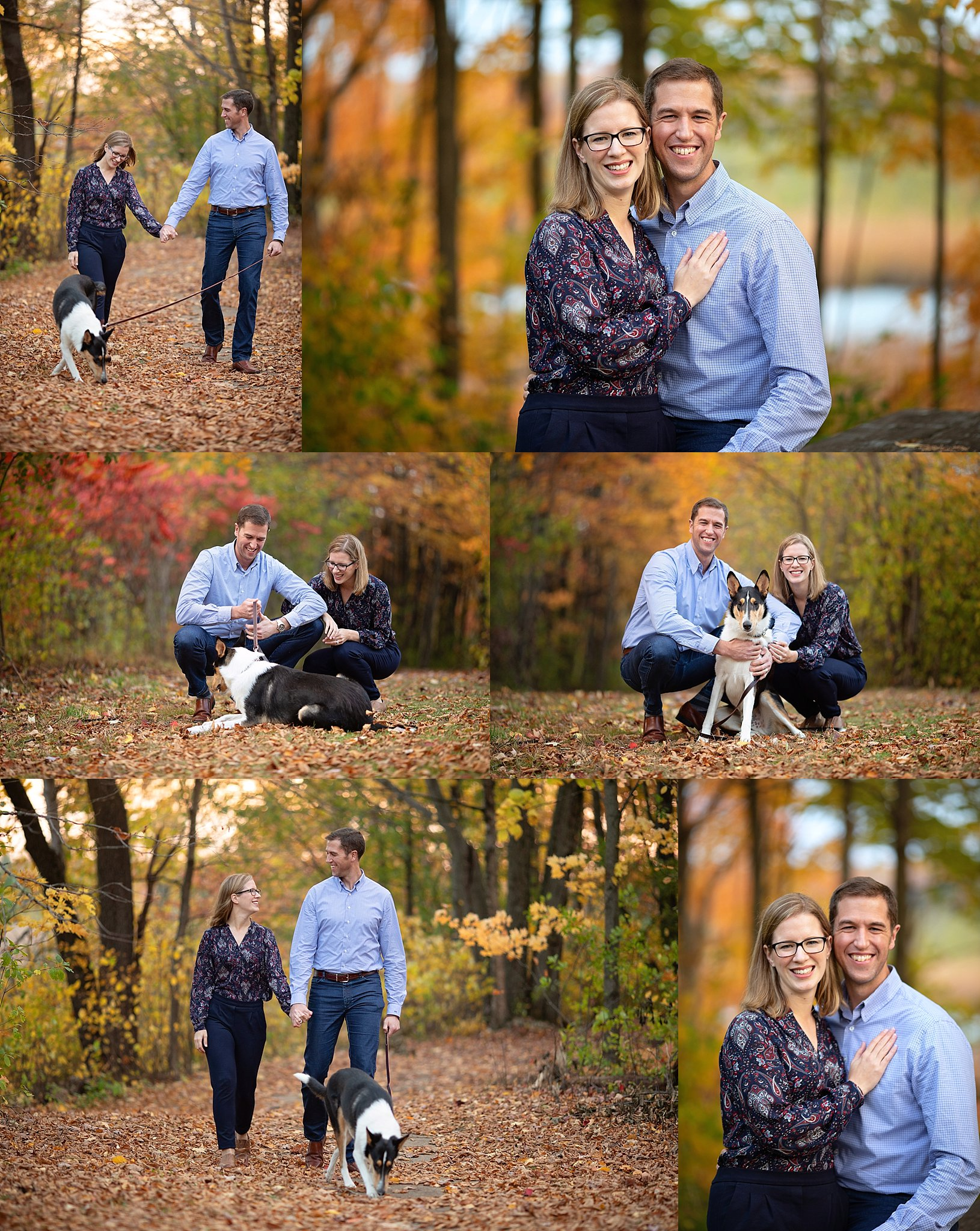 Fall Mini Portrait Session Mer Bleue