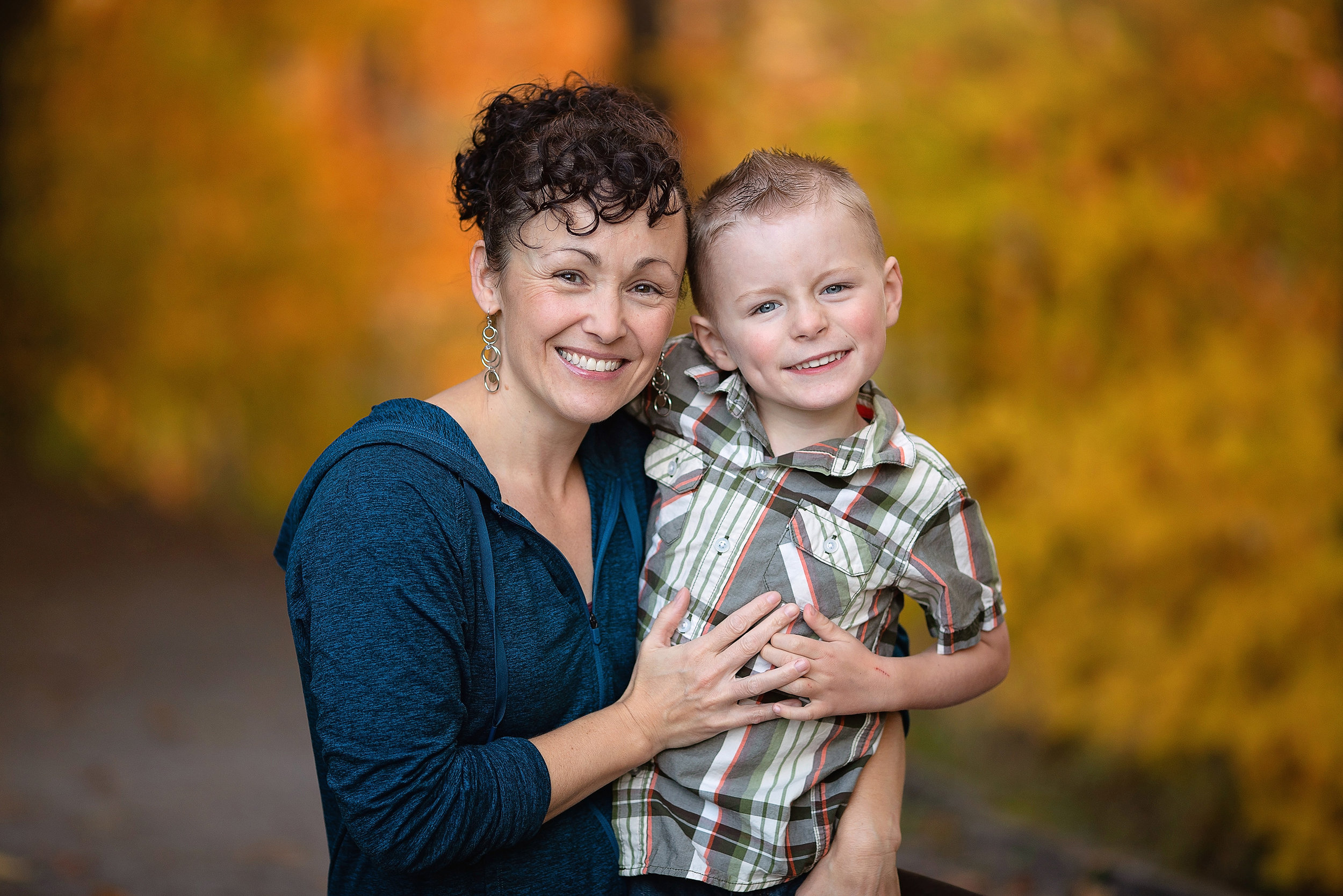 Ottawa family photographer fall mini