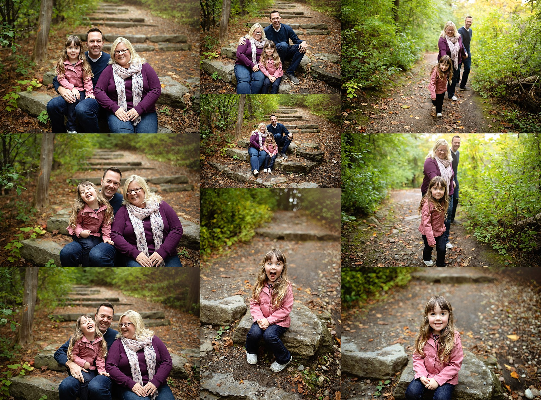 Fall Family Mini Session Ottawa