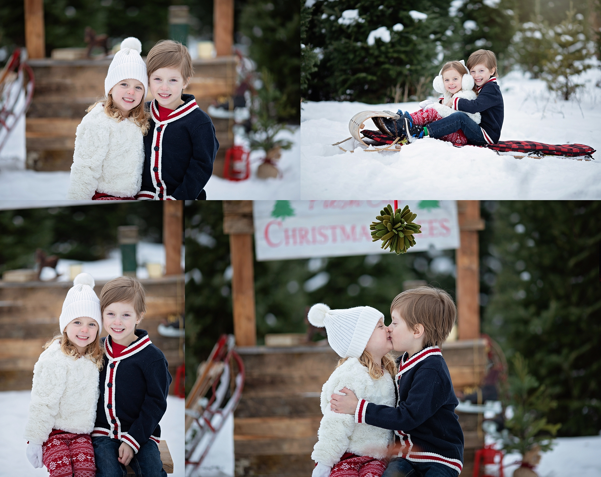 Holiday Mini Session Ottawa
