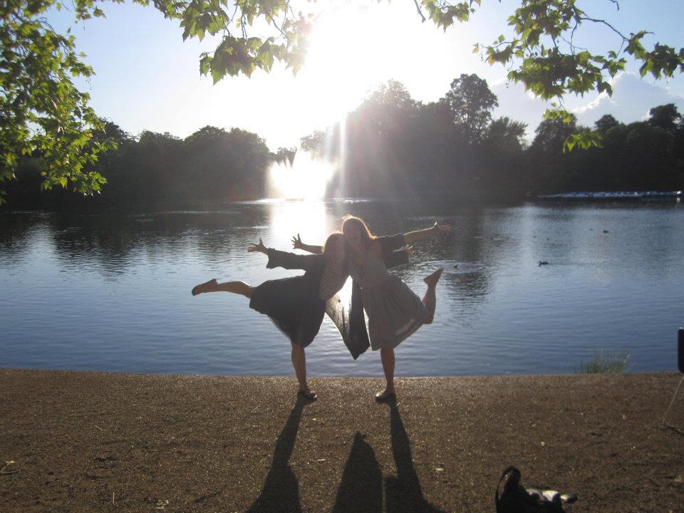 Me & My Pump in Victoria Park, London