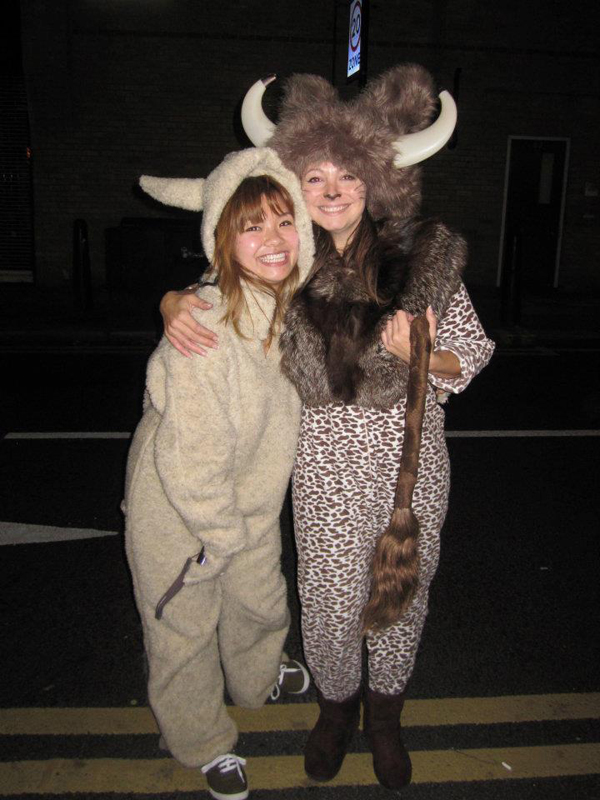 Halloween - Where the Wild Things Are