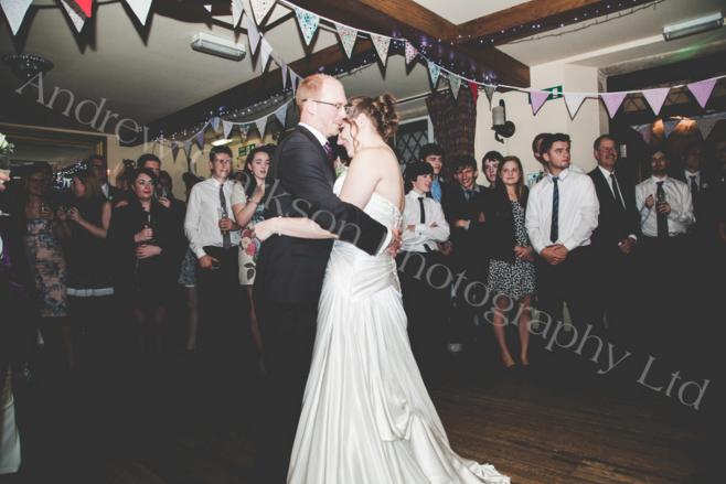 James and Abby's wedding