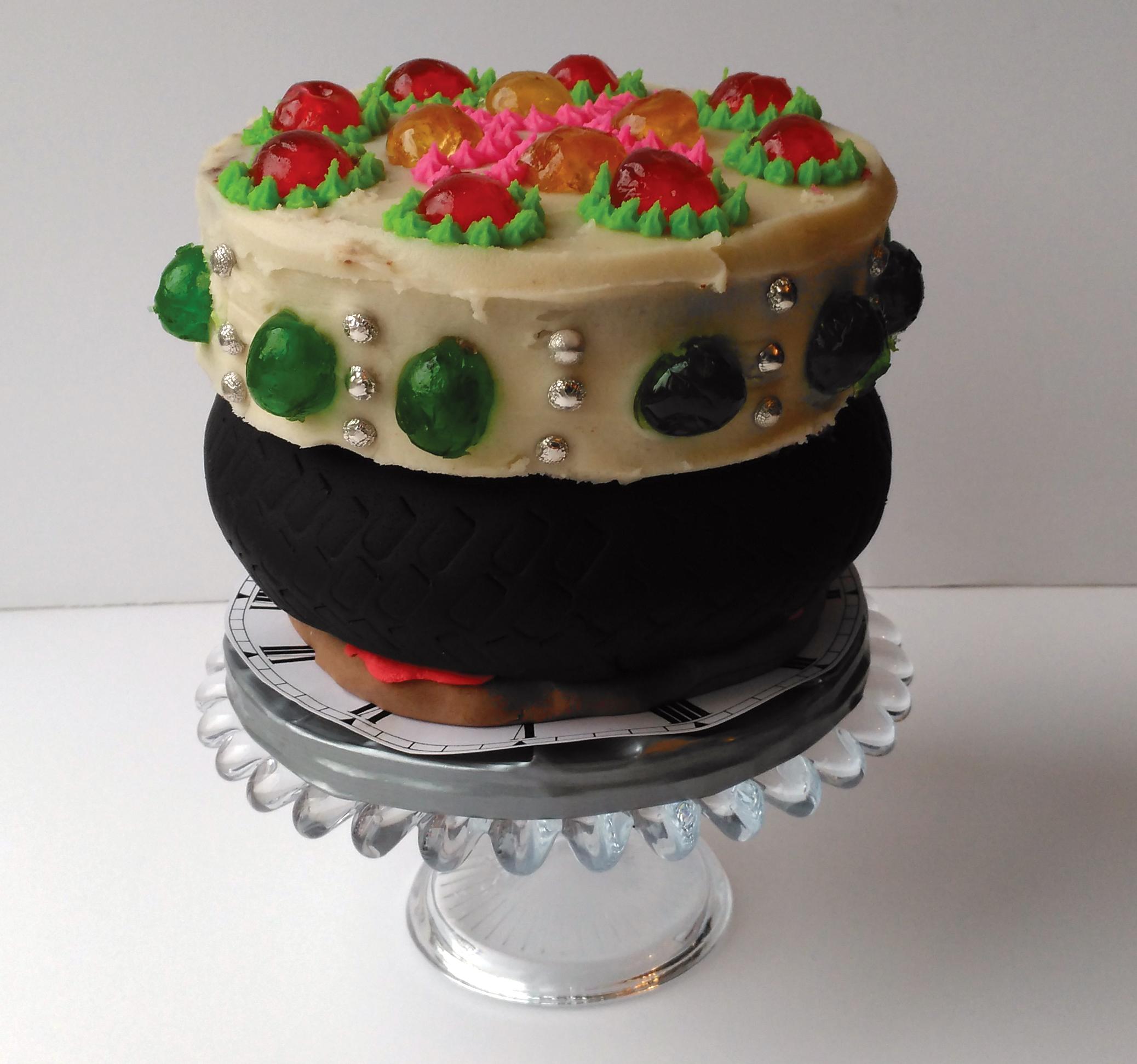 18. Cake!