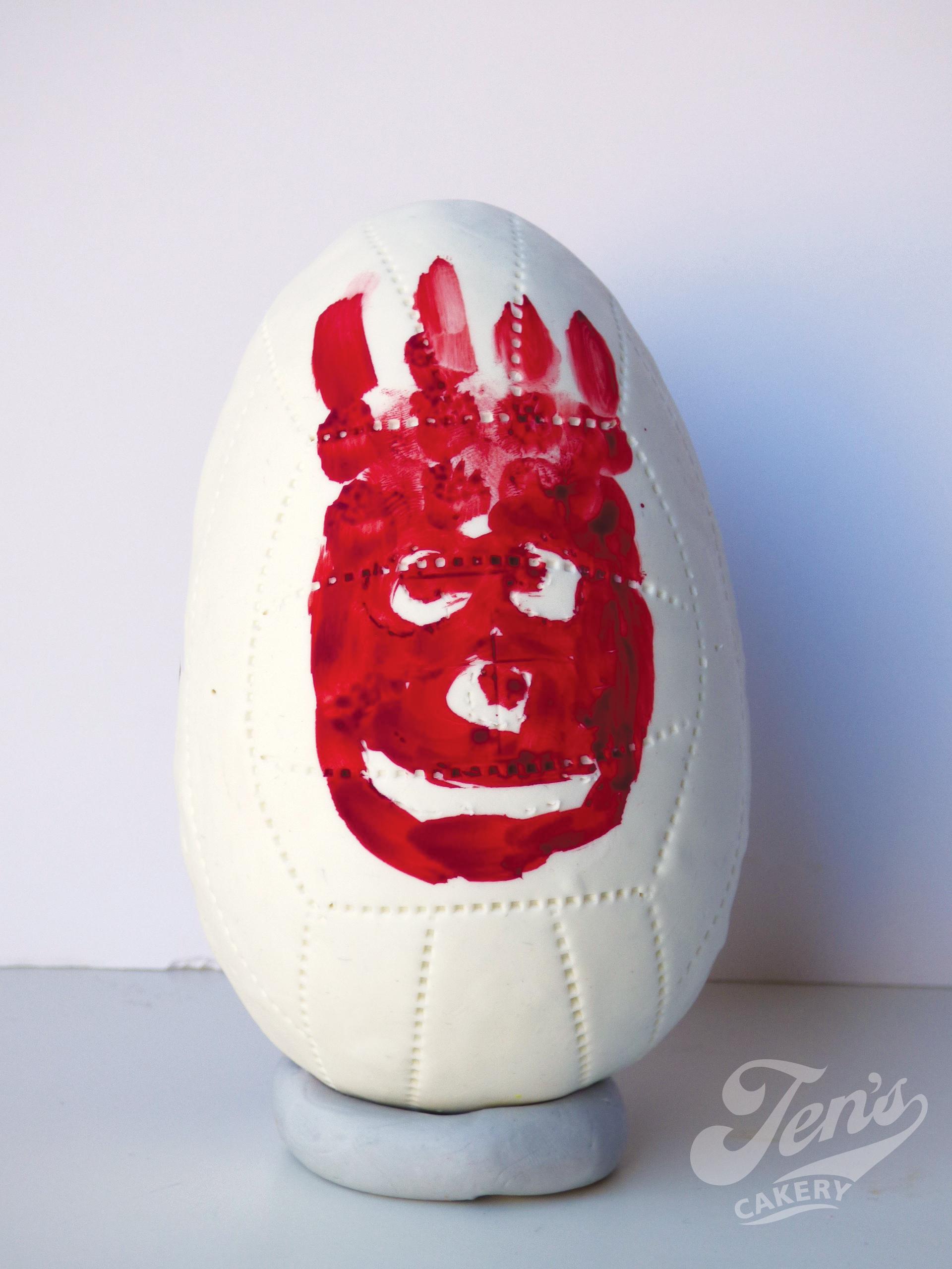 Wilson from castaway easter egg!