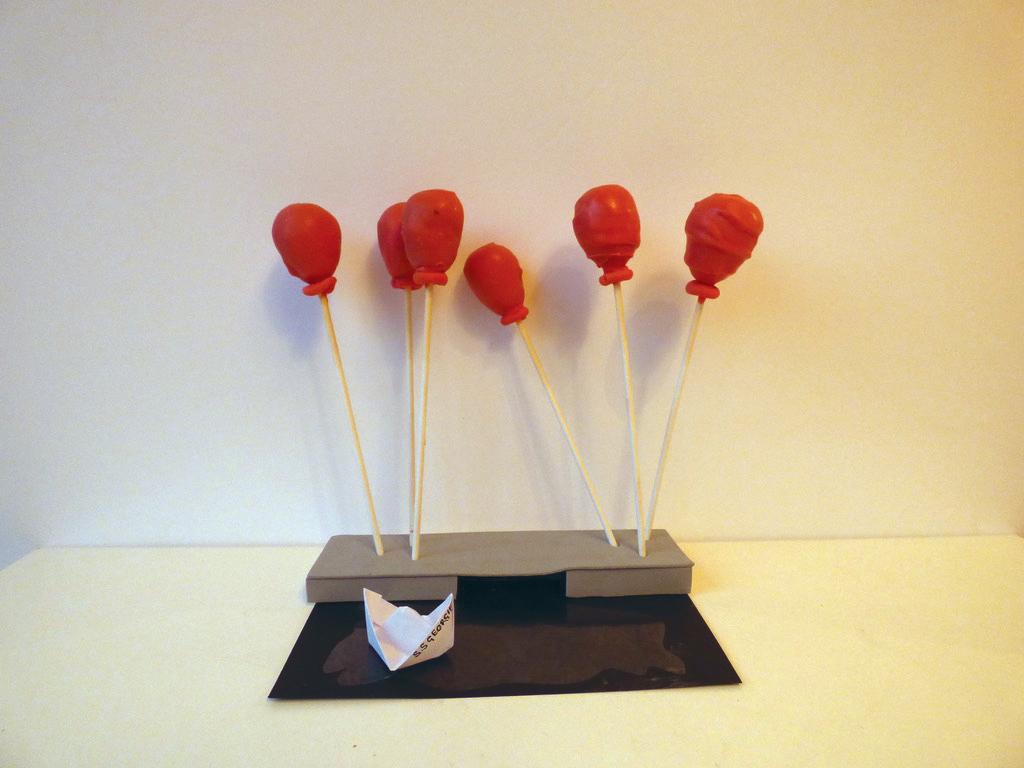 11. cake pops