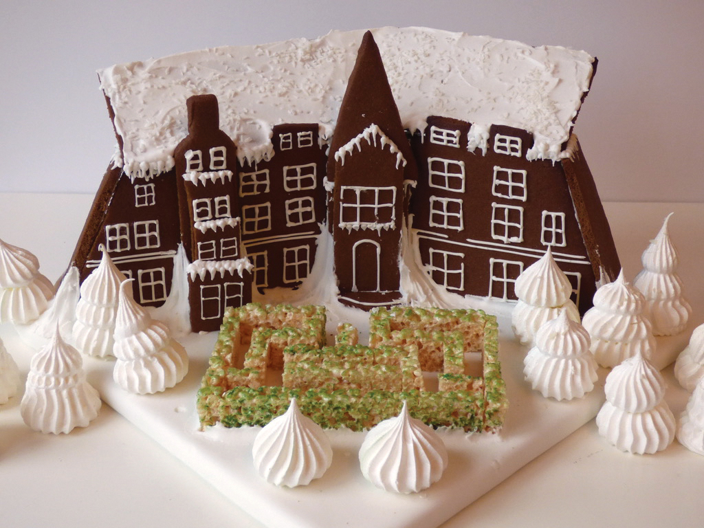 22. Gingerbread