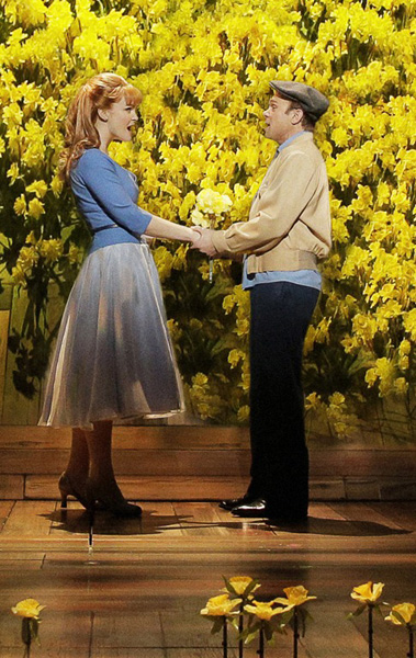 BIG FISH (with Norbert Leo Butz)