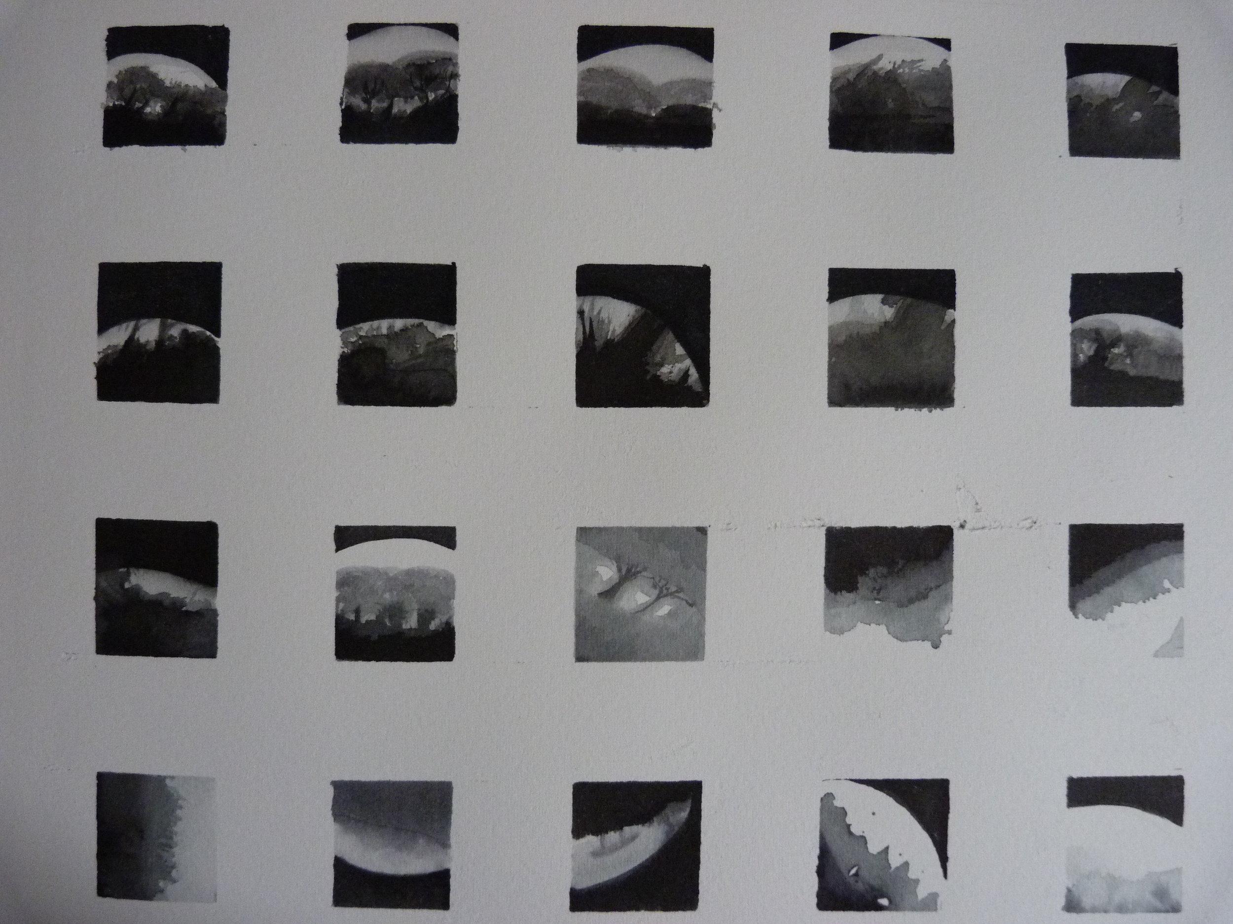 Study for camera obscura