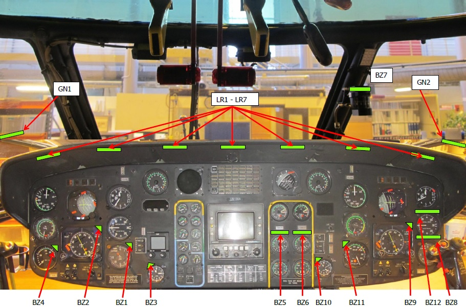 Panel NVIS Lighting