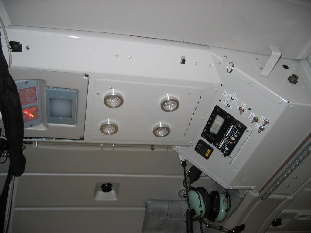 Cabin Overhead Panel